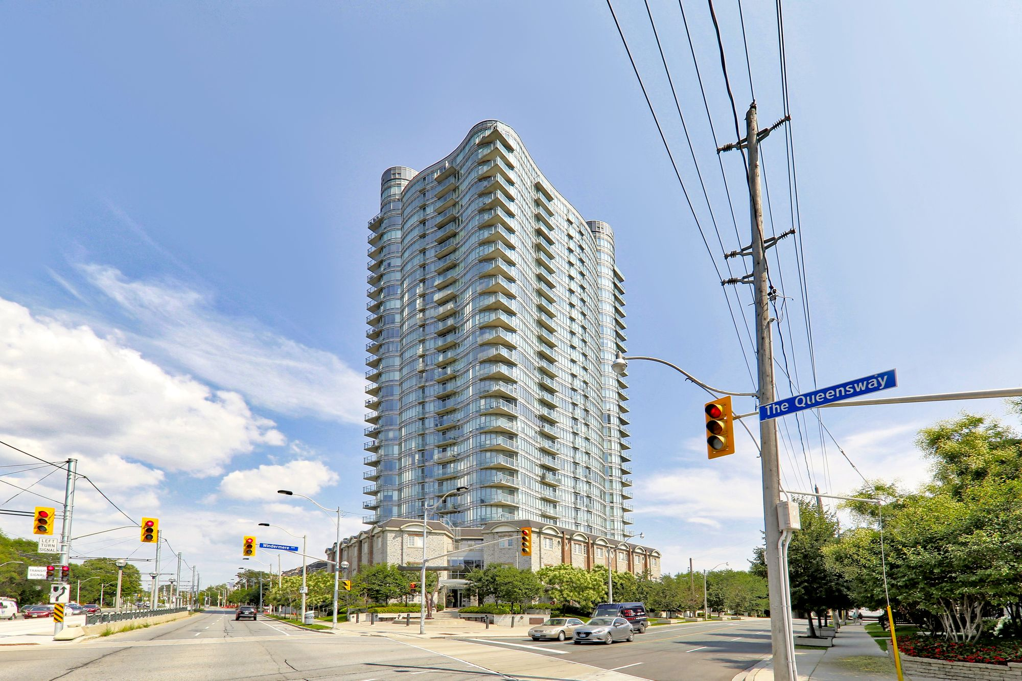 Windermere By The Lake at 15 Windermere Ave. This condo is located in  West End, Toronto - image #1 of 7 by Strata.ca