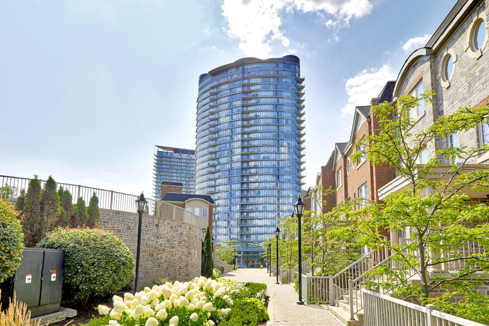 Windermere By The Lake at 15 Windermere Ave. This condo is located in  West End, Toronto - image #2 of 7 by Strata.ca