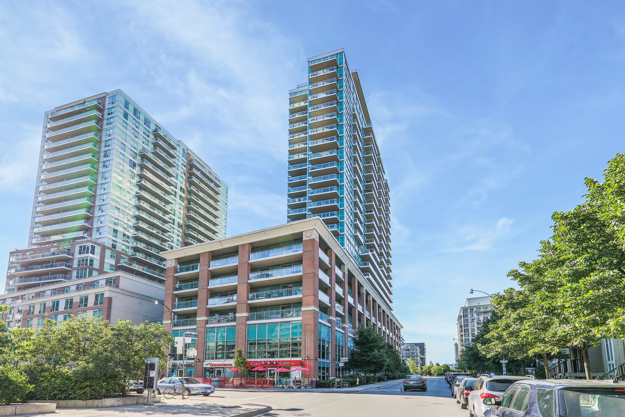 80 Western Battery Rd. This condo at Zip Condos is located in  West End, Toronto - image #1 of 8 by Strata.ca