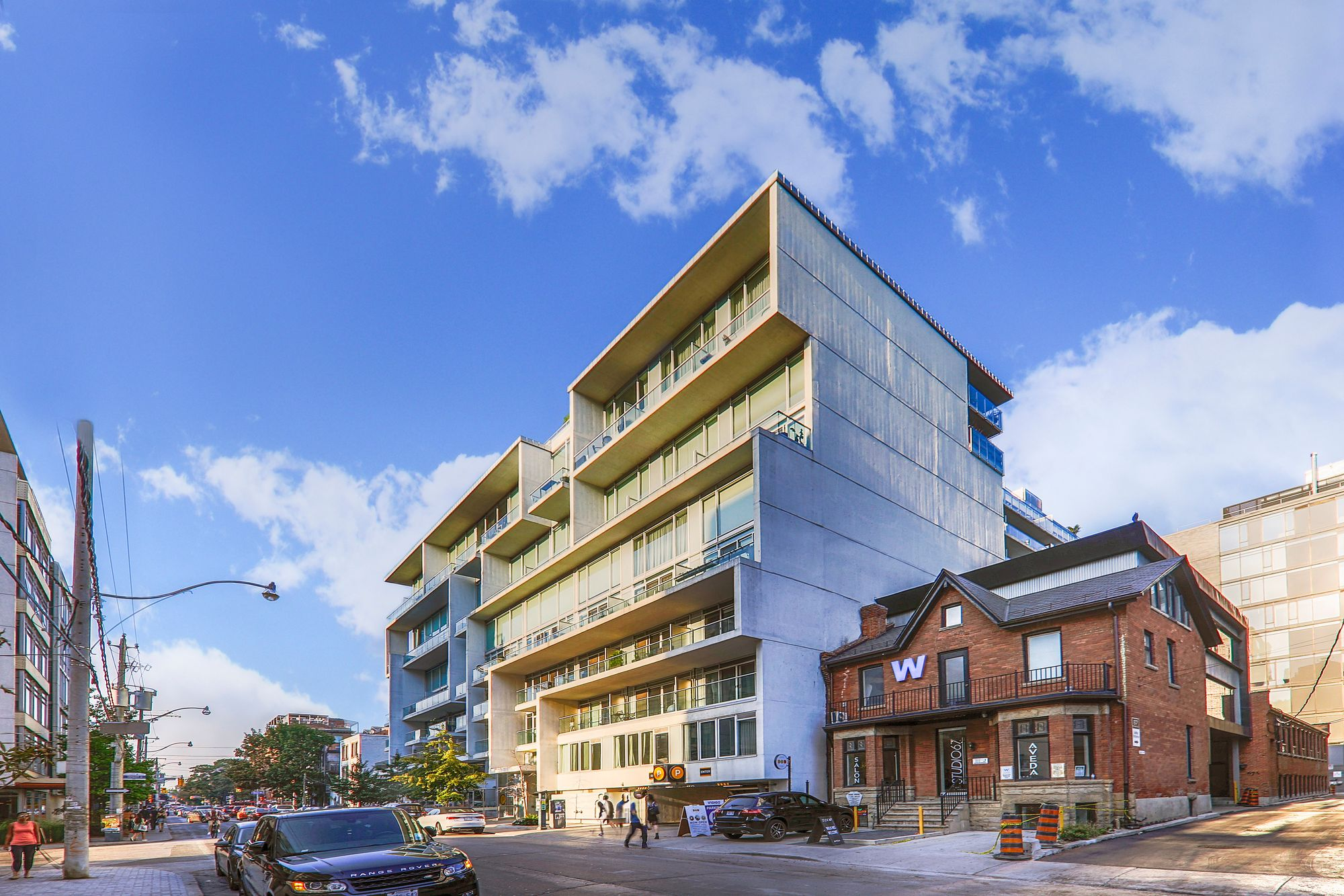 75 Portland  St, unit 808 for rent in King West - image #1