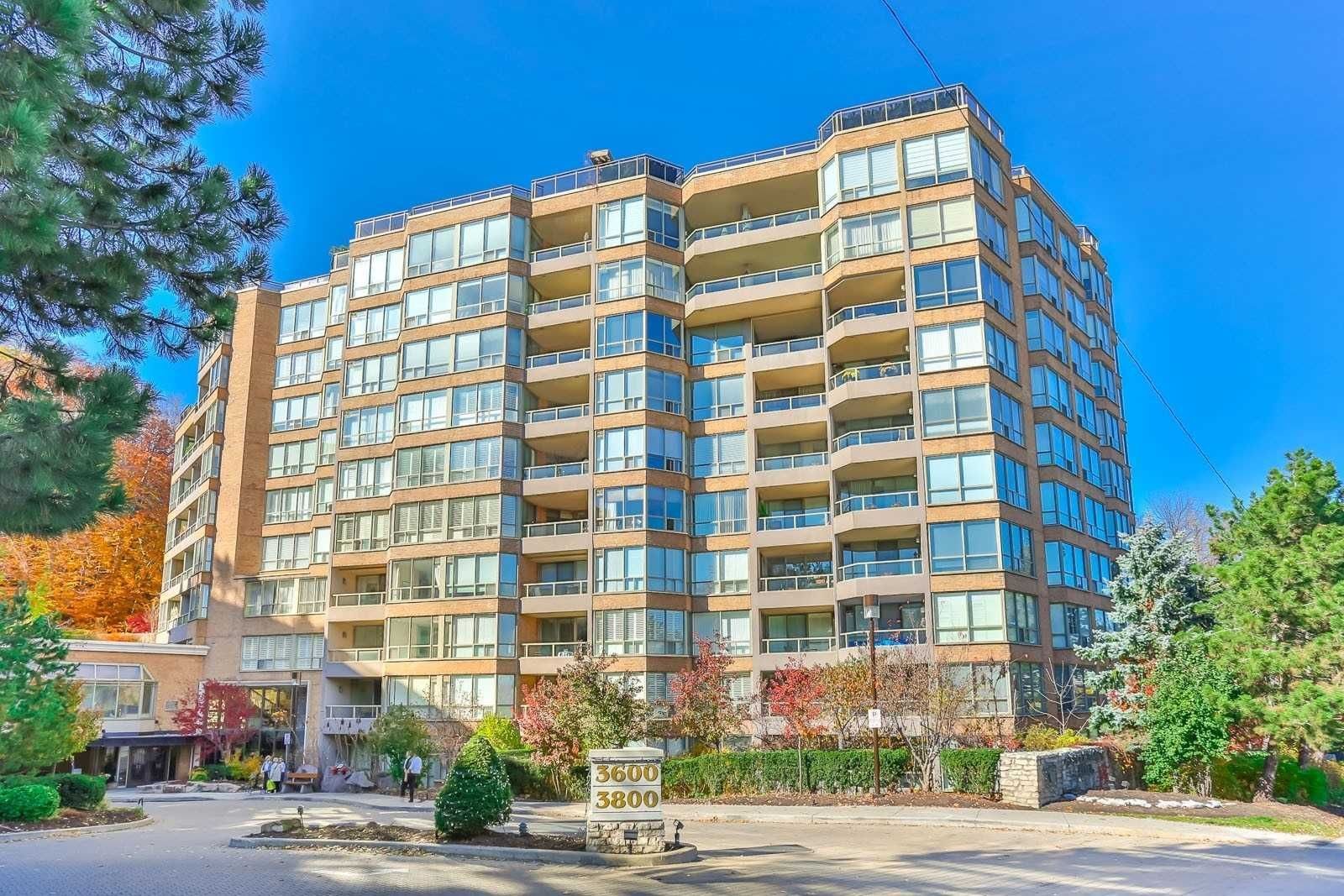 3800 Yonge St. This condo at Governor's Hill I Condos is located in  North York, Toronto