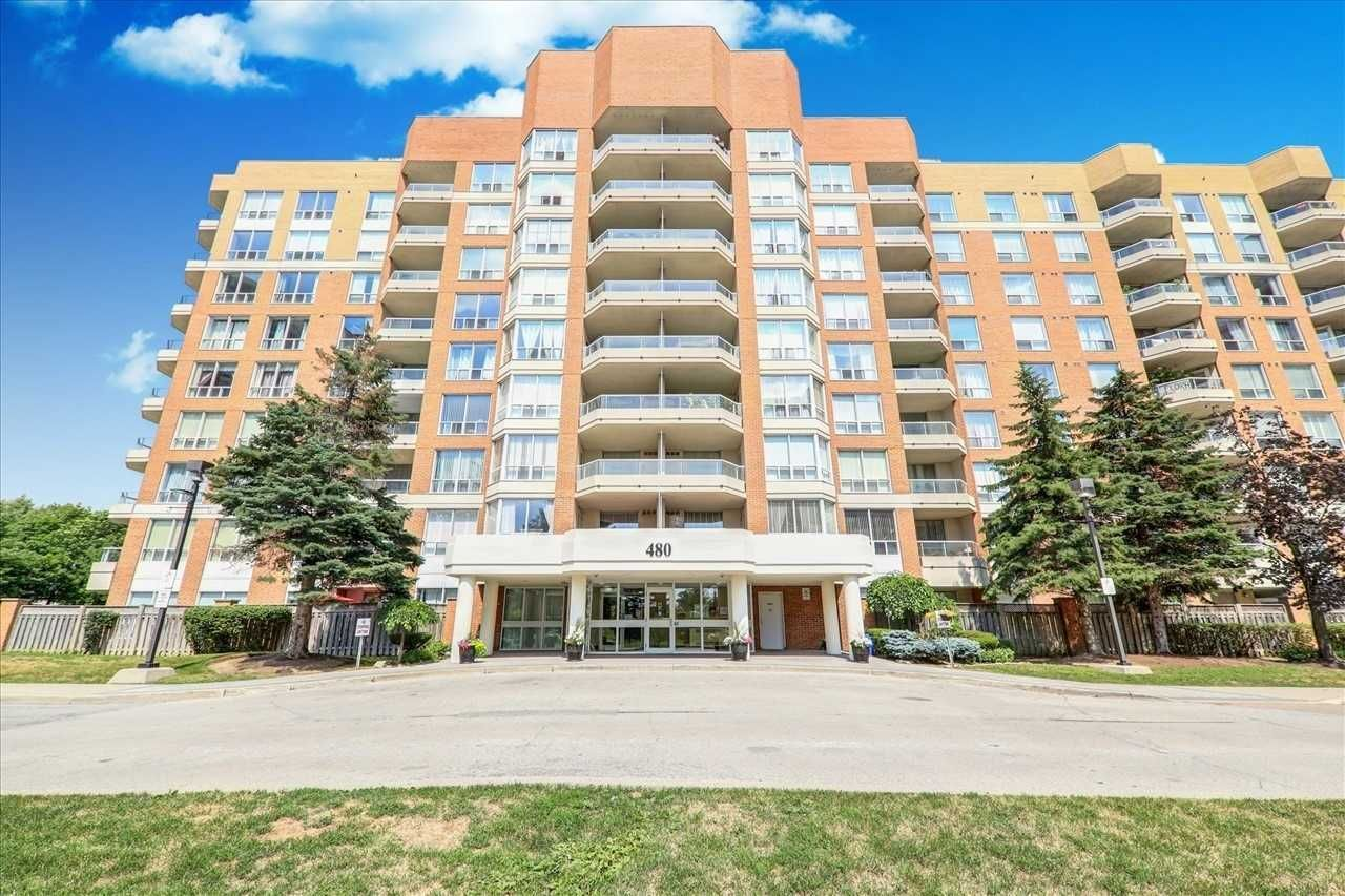 480 Mclevin Ave. This condo at Mayfair on the Green IV Condos is located in  Scarborough, Toronto