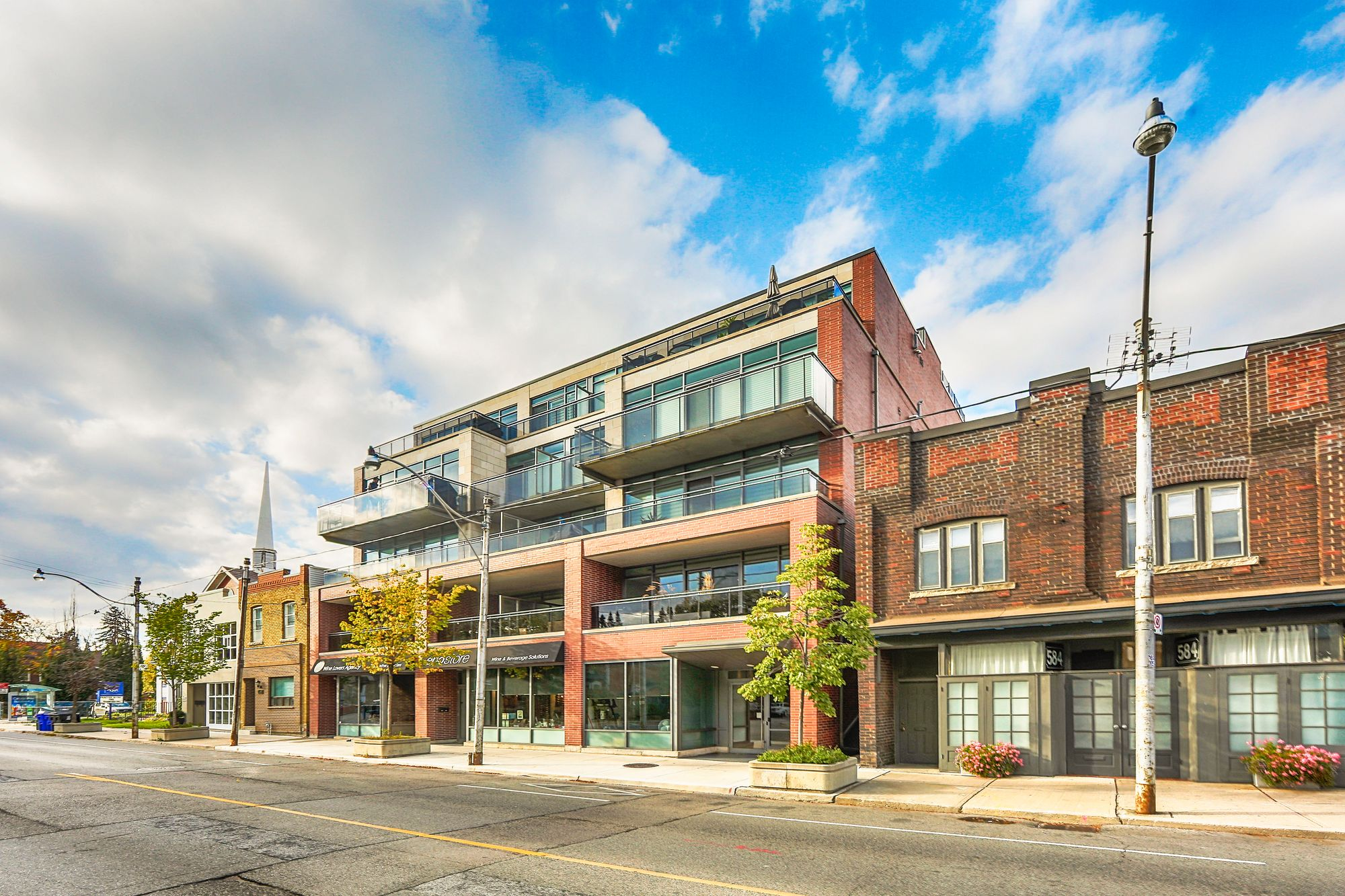 588 Annette St. This loft at Volta Lofts is located in  West End, Toronto - image #1 of 4 by Strata.ca