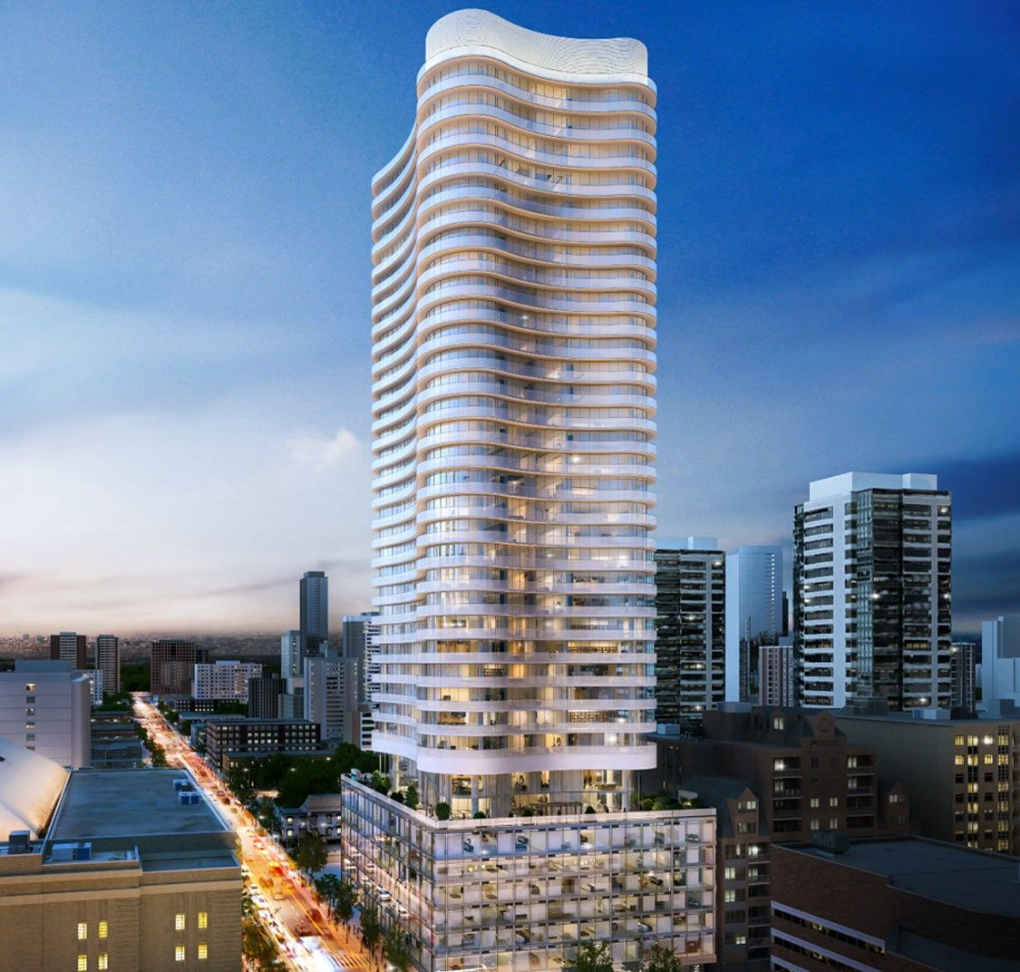 Stanley Condos at 403 Church St & 70 Carlton St. This condo is located in  Downtown, Toronto