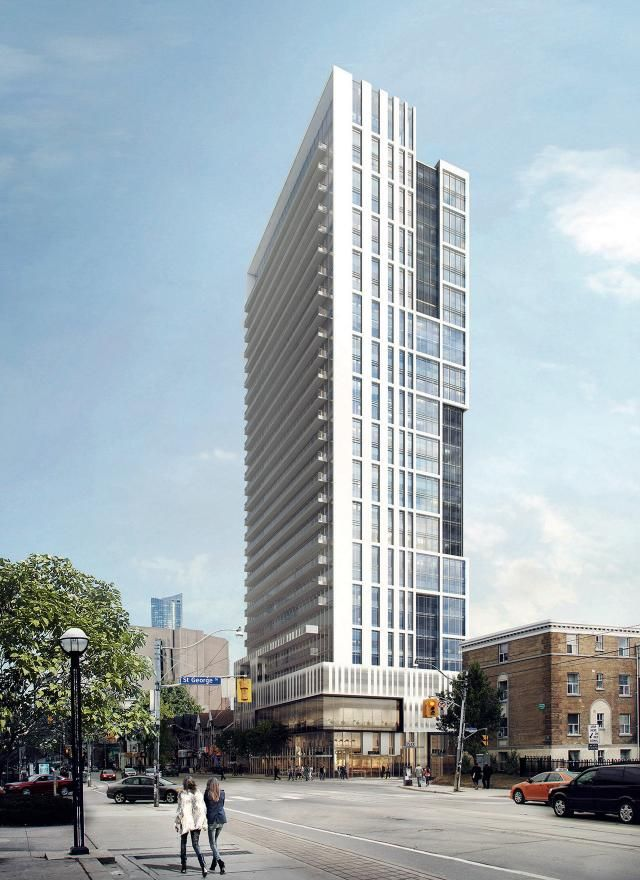 203 College St. This condo at Theory Condos is located in  Downtown, Toronto