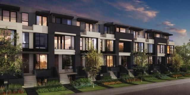 251-297 Roxton Rd. This condo townhouse at Block Townhomes is located in  West End, Toronto