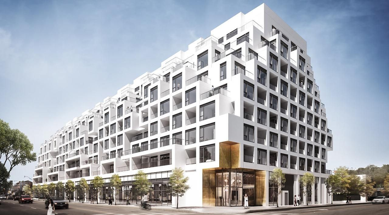 280 Howland Ave. This condo at Bianca Condos is located in  Midtown, Toronto