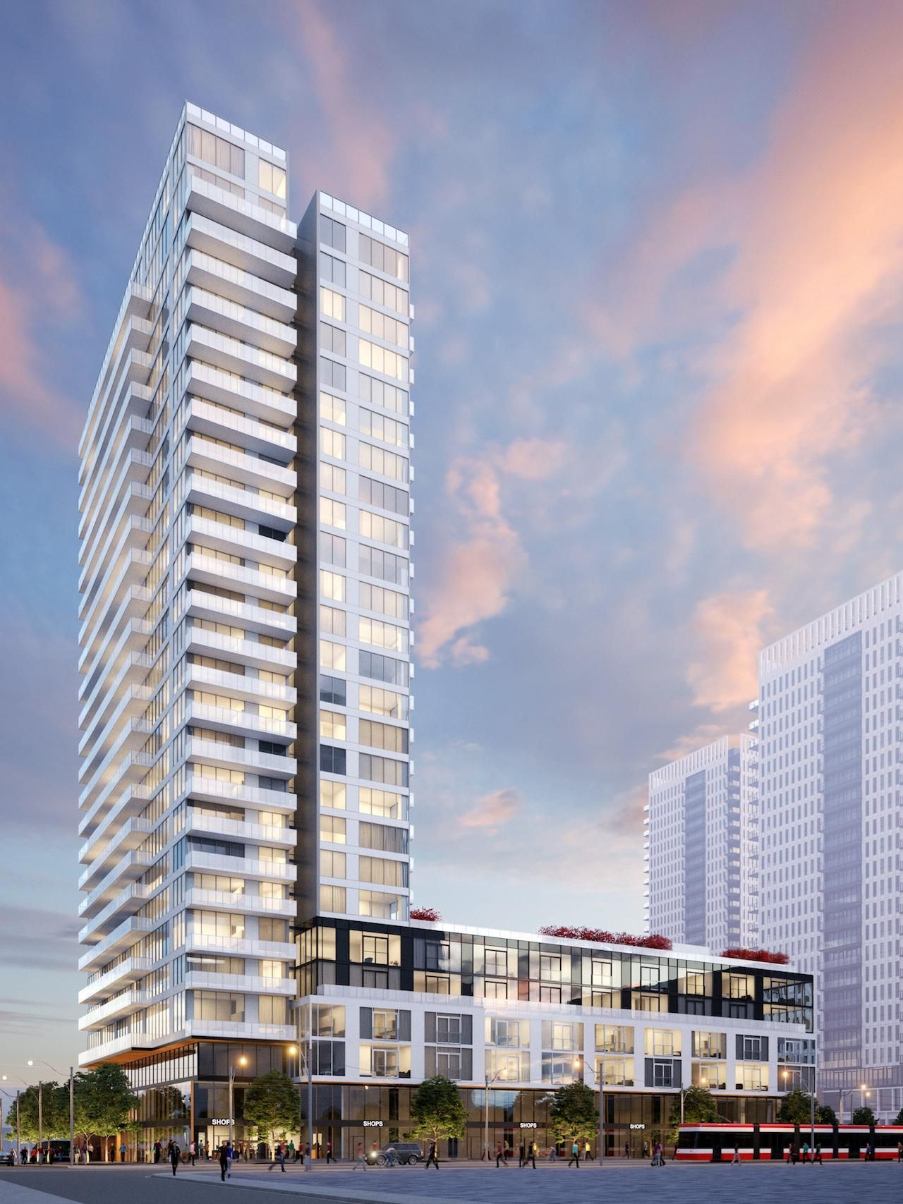 20 Tubman Ave. This condo at The Wyatt Condos is located in  Downtown, Toronto