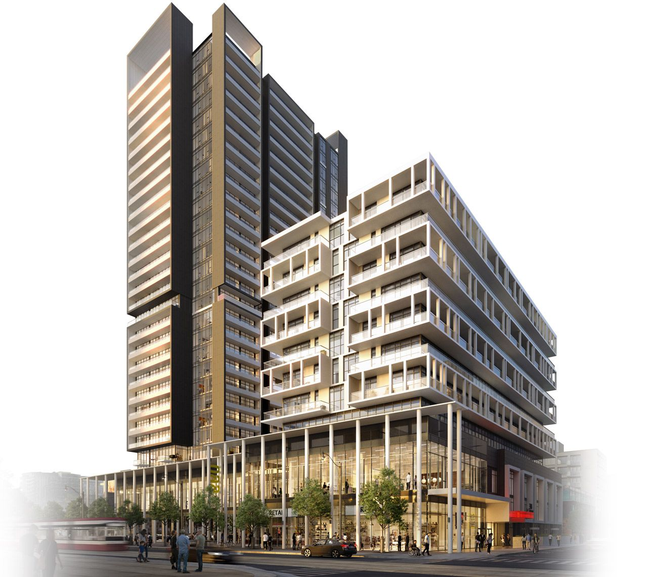 225 Sumach St. This condo at DuEast Condos is located in  Downtown, Toronto