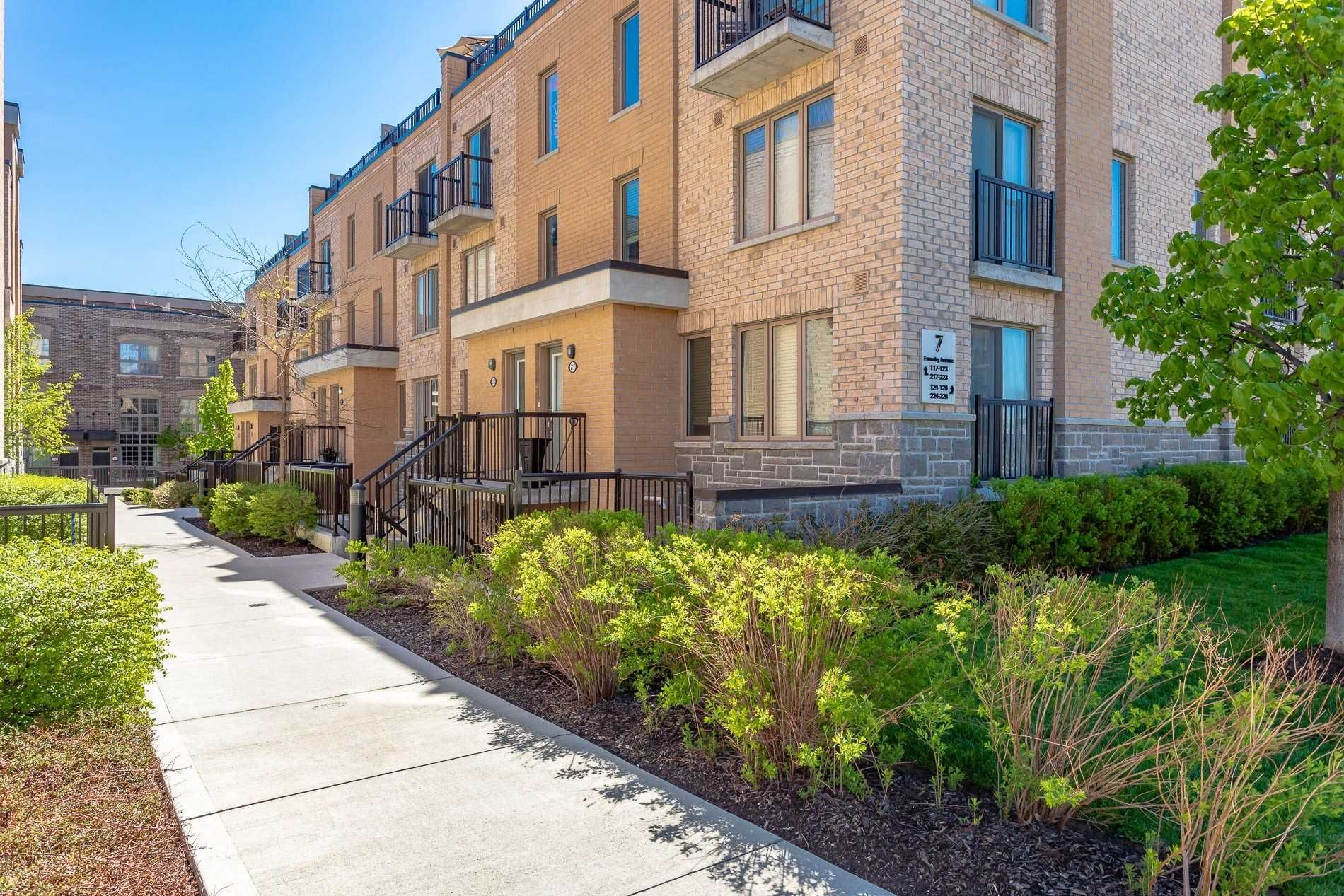 7-15 Foundry Avenue Townhomes at 7-15 Foundry Ave. This condo townhouse is located in  West End, Toronto