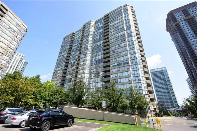 Centre I & Centre II Condos at 330 Rathburn Rd W & 350 Rathburn Rd W. This condo is located in Downtown Core, Mississauga