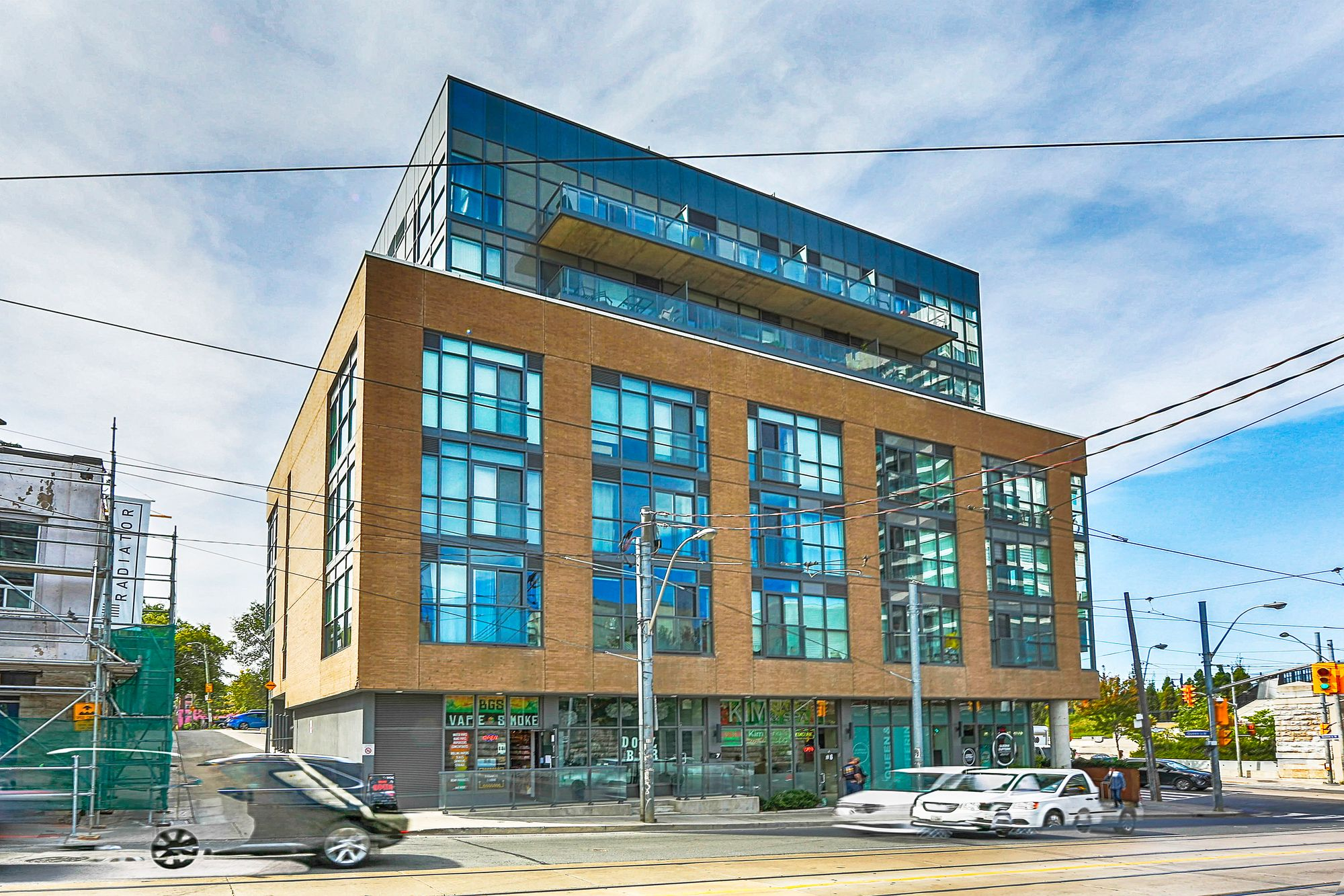 1205 Queen St W, unit 305 for sale in Parkdale - image #1