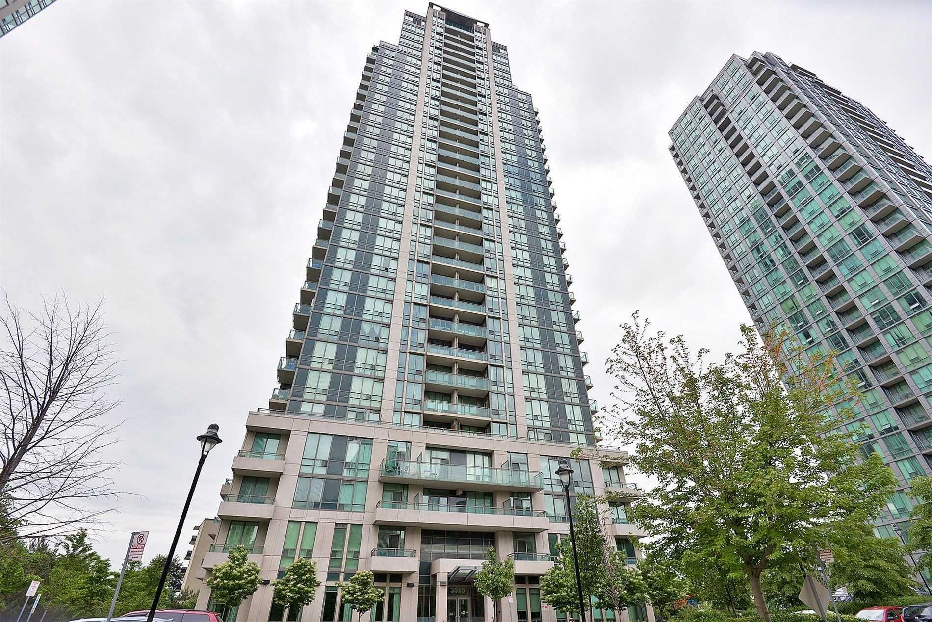 Eve Condos at 3515 Kariya Dr. This condo is located in Fairview, Mississauga