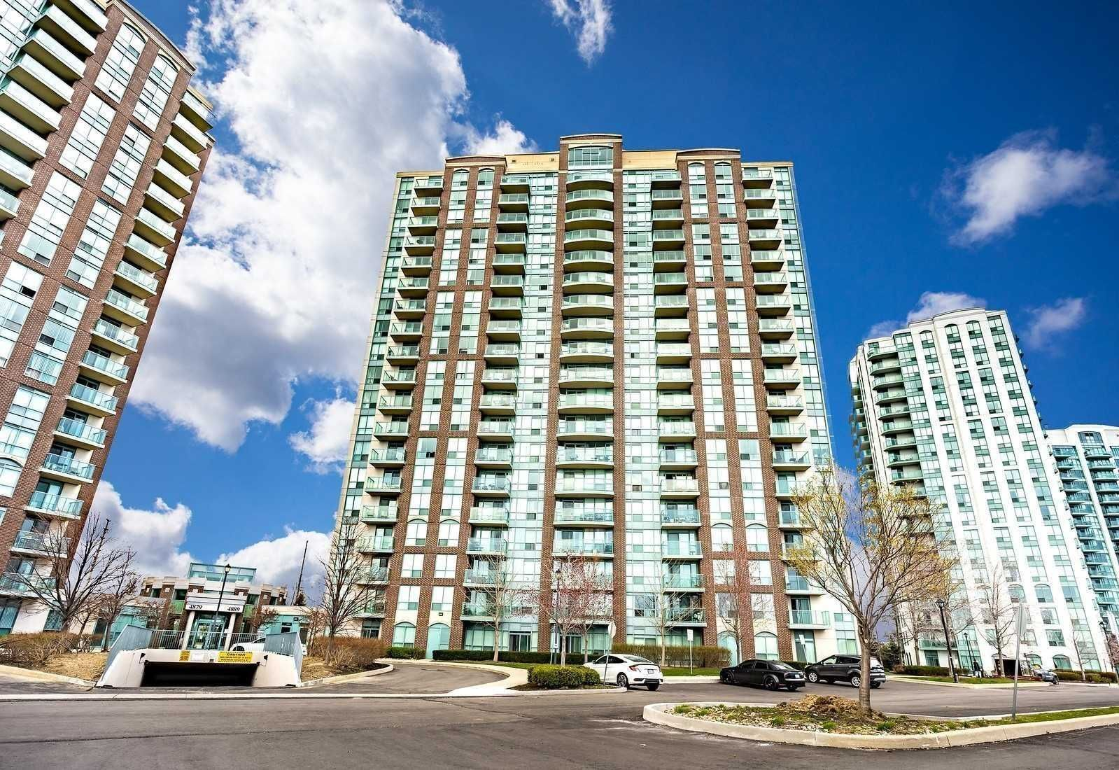 4889 Kimbermount Ave. This condo at Papillon Place II Condos is located in Central Erin Mills, Mississauga