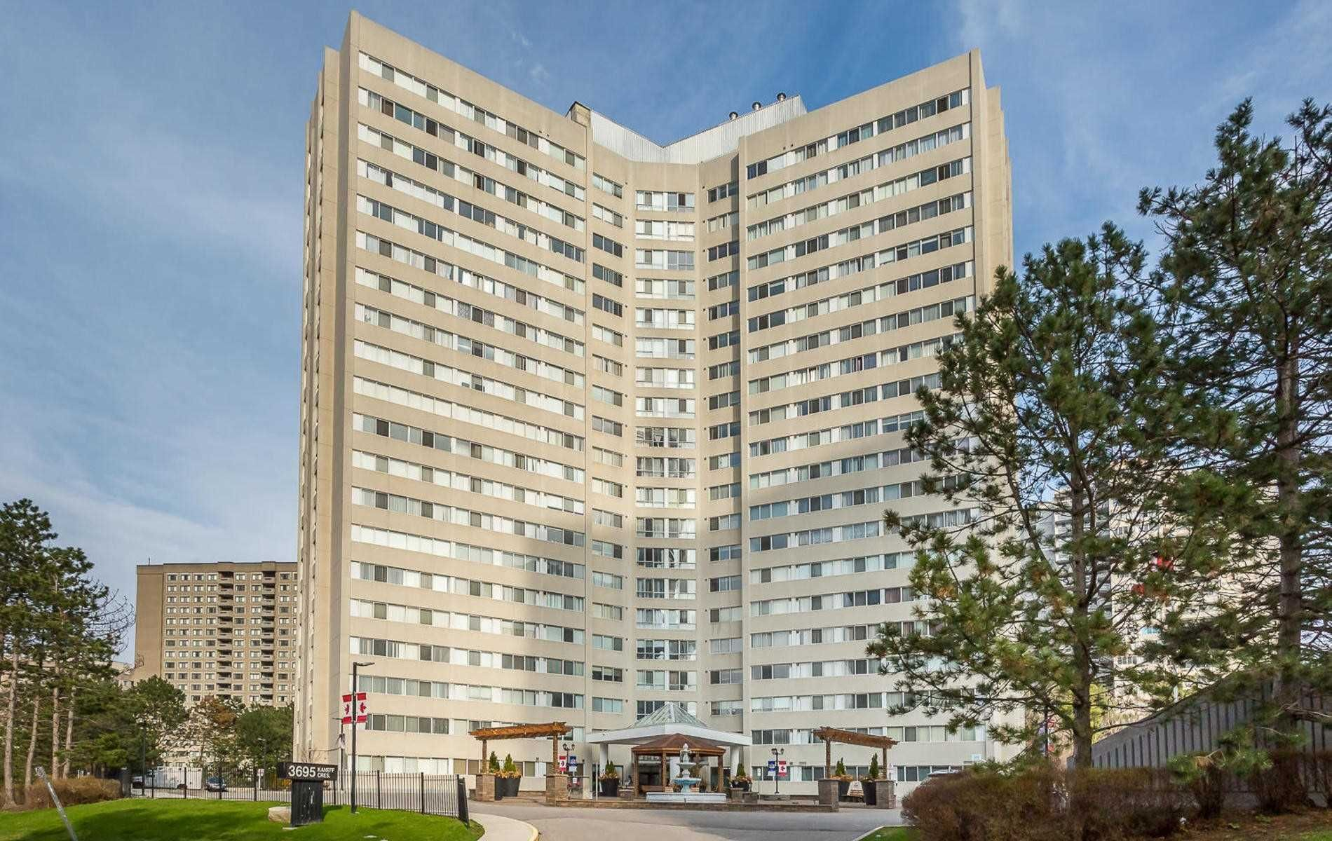 Place Royale Condo at 3695 Kaneff Crescent. This condo is located in Mississauga Valley, Mississauga
