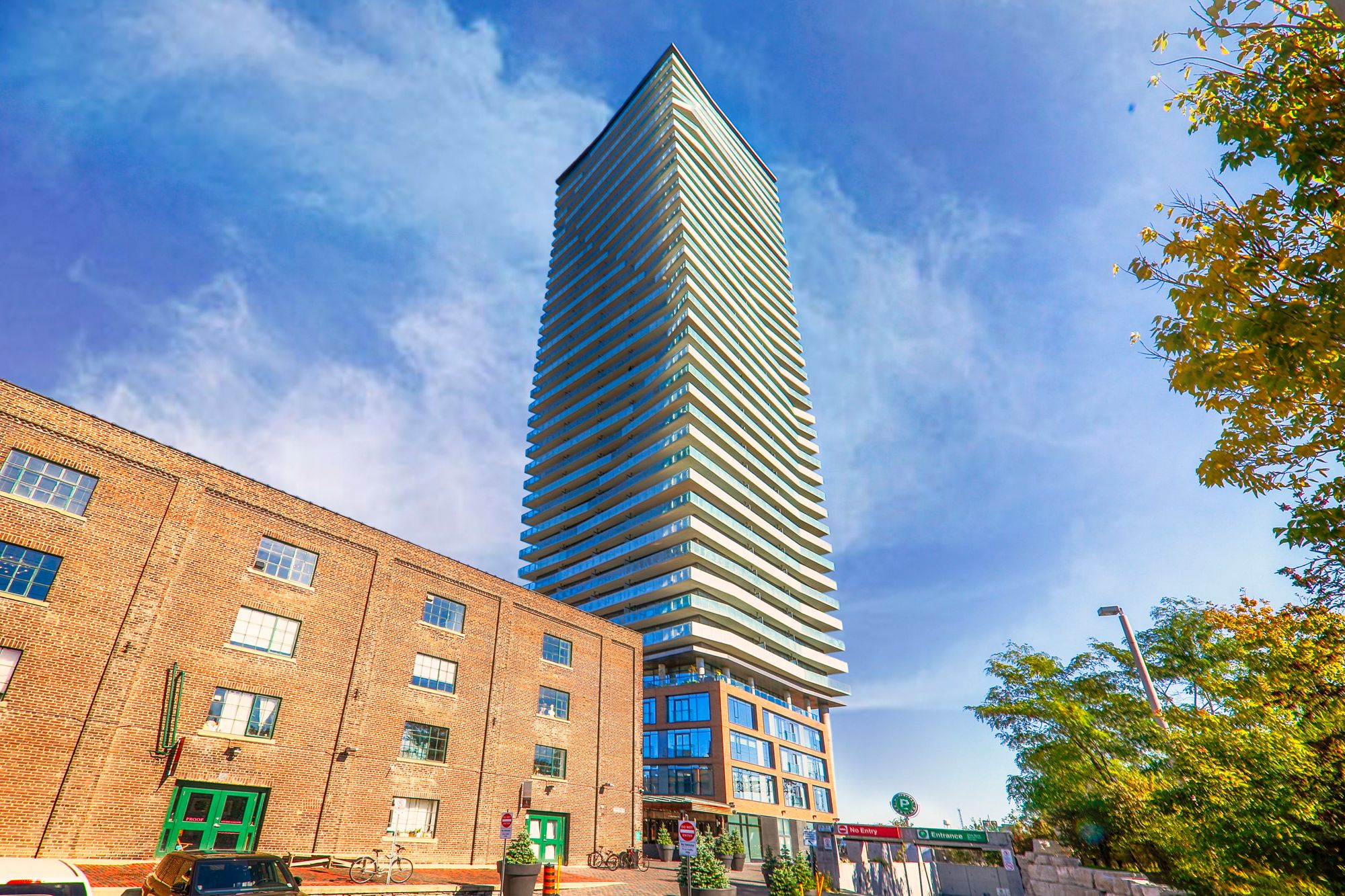 70 Distillery Ln. This loft at Clear Spirit Condos is located in  Downtown, Toronto - image #1 of 4 by Strata.ca