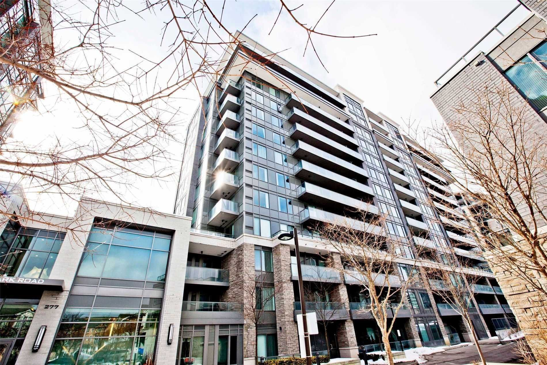 Eden Park II Condos at 277-325 South Park Rd. This condo is located in Thornhill - Markham, Markham