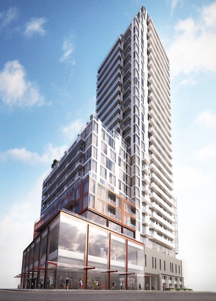 33 Helendale Ave. This condo at Whitehaus Condos is located in  Midtown, Toronto