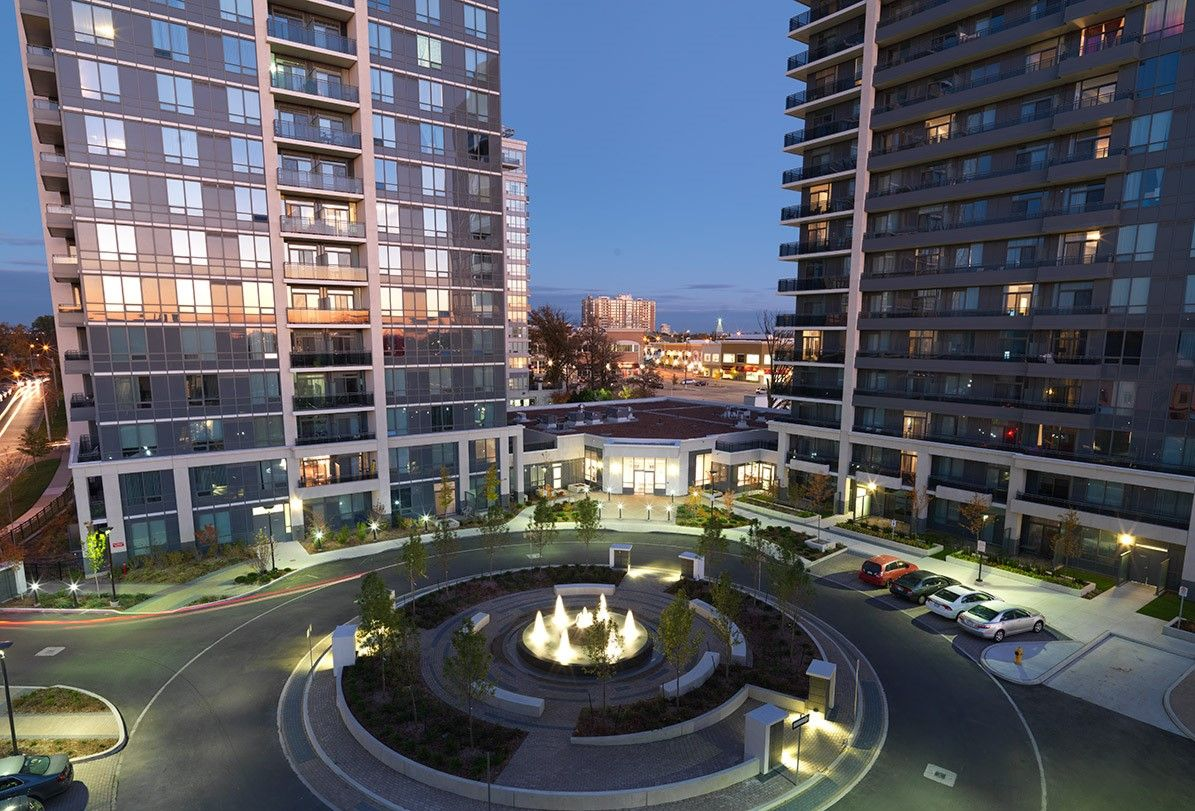 The Fountains Condos at 85 North Park Rd, 95 North Park Rd & 75 ...
