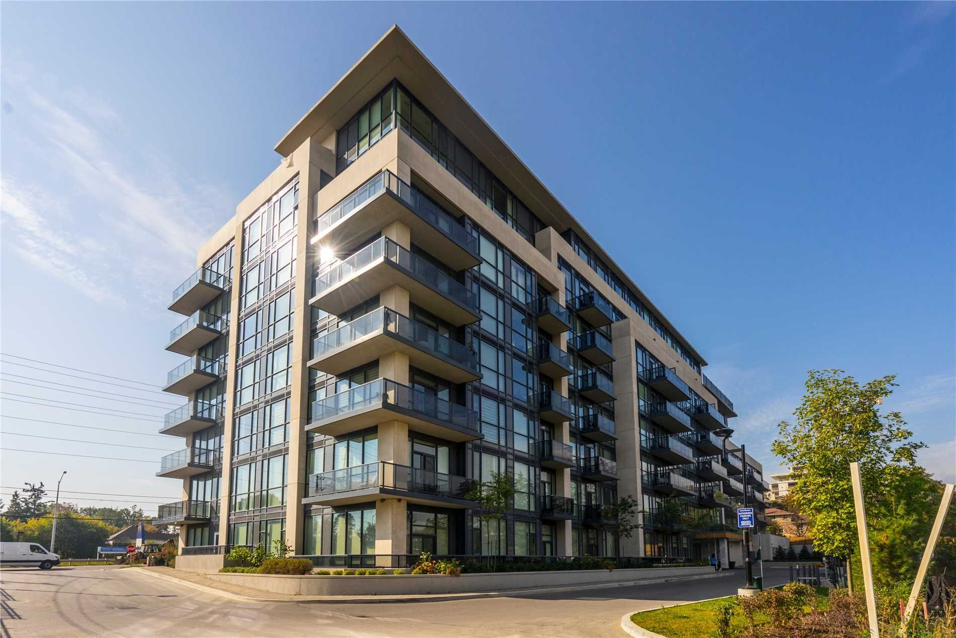 Vista Parc Condos at 4700 Highway 7. This condo is located in East Woodbridge, Vaughan
