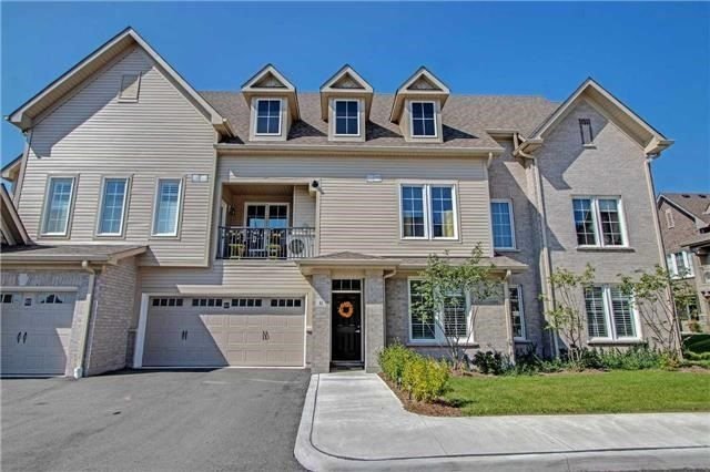 McLaughlin Heights Townhomes at 1430 Gord Vinson Ave. This condo townhouse is located in Courtice, Clarington
