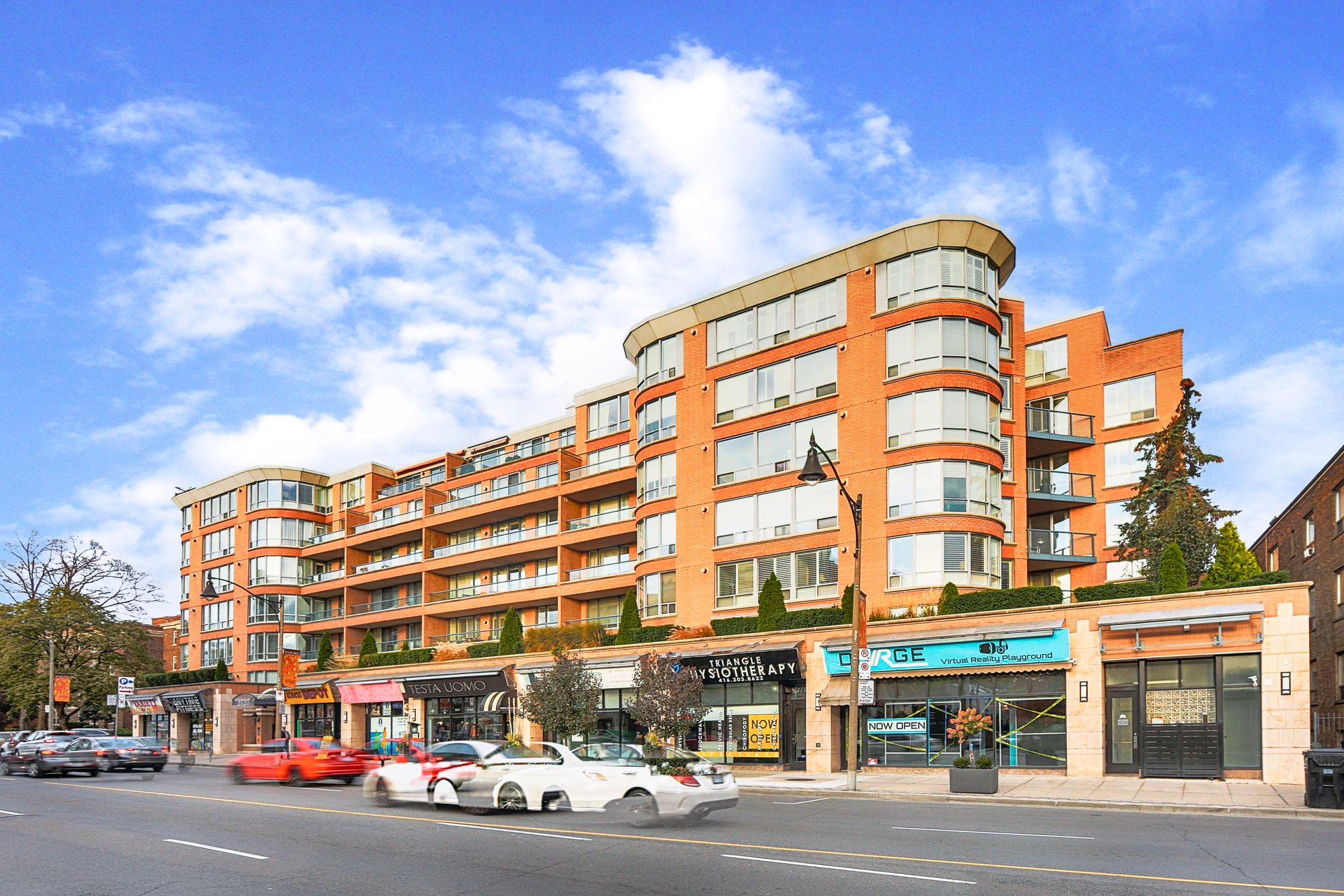2727 Yonge St. This condo at The Lawrence Park Condominiums is located in  Midtown, Toronto - image #2 of 5 by Strata.ca