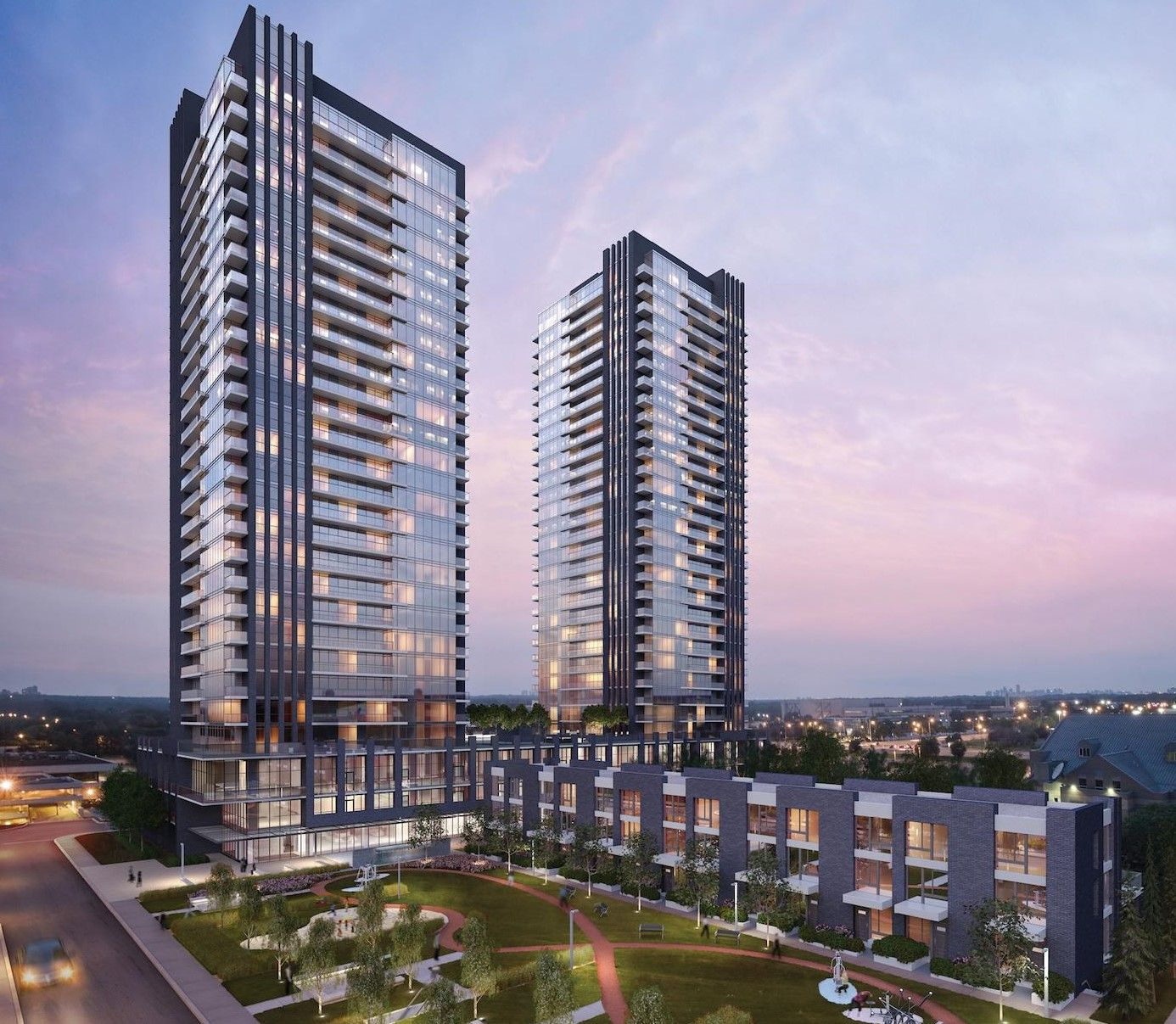 Sonic and Super Sonic Condos  at 2-6 Sonic Way & 20 Ferrand Dr. This condo is located in  North York, Toronto