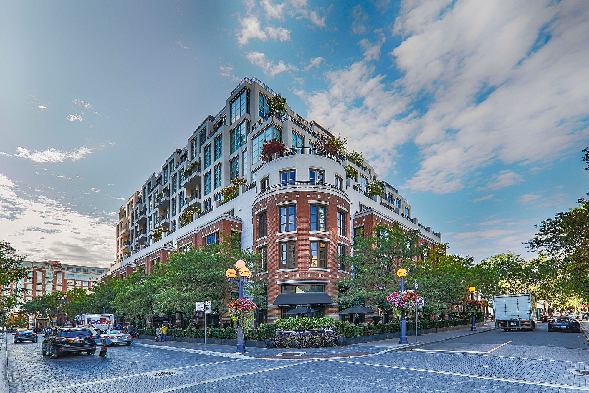118 Yorkville Ave. This condo at The Hazelton is located in  Downtown, Toronto - image #1 of 5 by Strata.ca