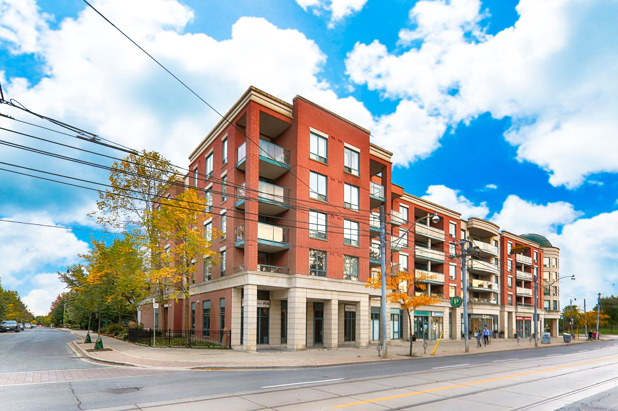 The Beach Condominiums IV at 1733 Queen St E. This condo is located in  East End, Toronto - image #1 of 5 by Strata.ca