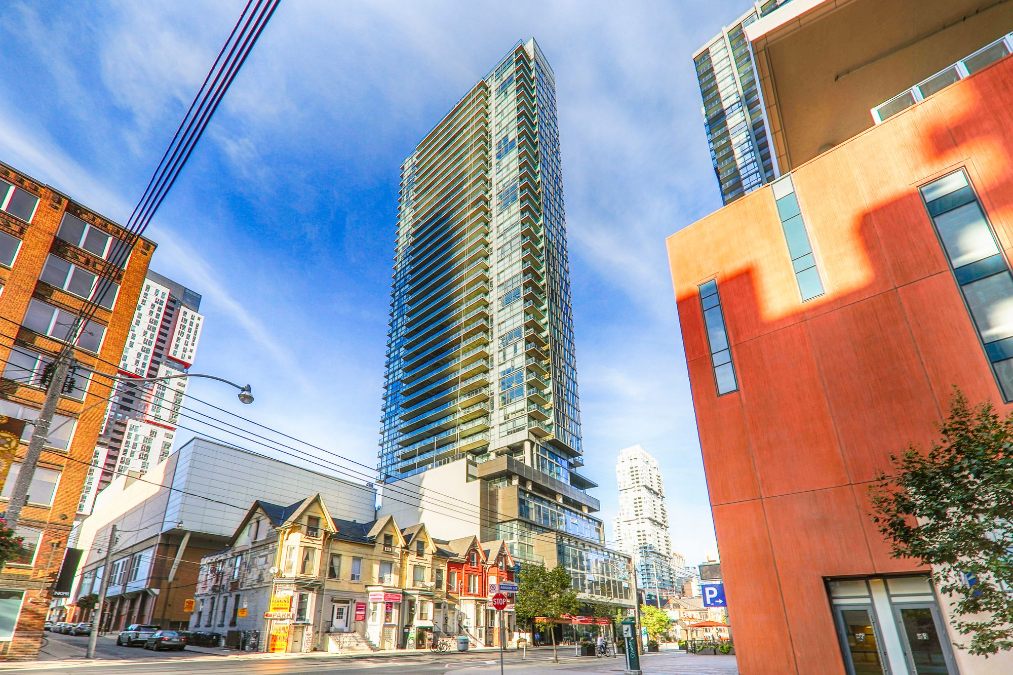 290 Adelaide St W. This condo at The Bond Condos is located in  Downtown, Toronto - image #1 of 4 by Strata.ca