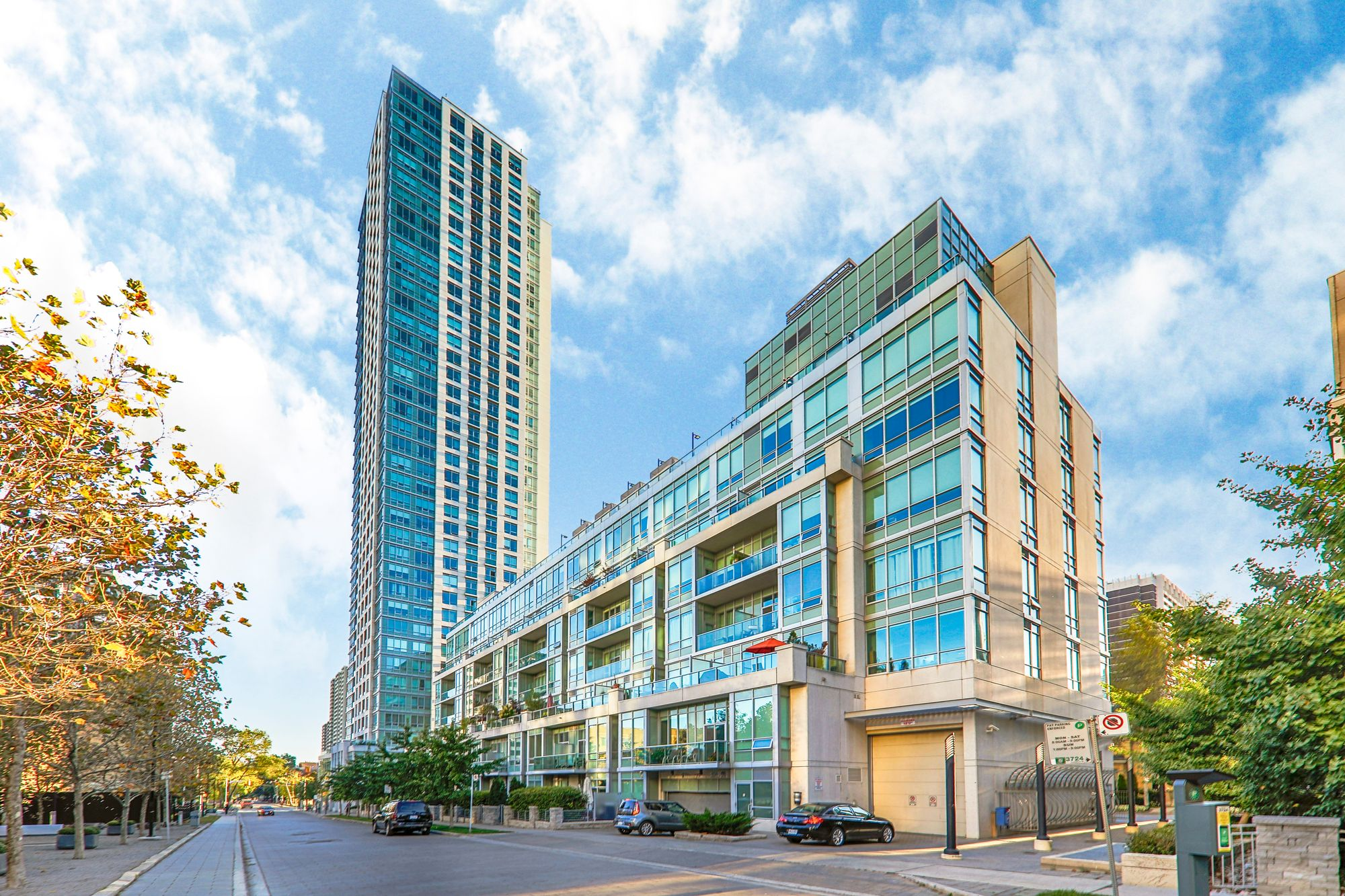 120 Homewood Ave. This condo at The Verve is located in  Downtown, Toronto - image #1 of 4 by Strata.ca