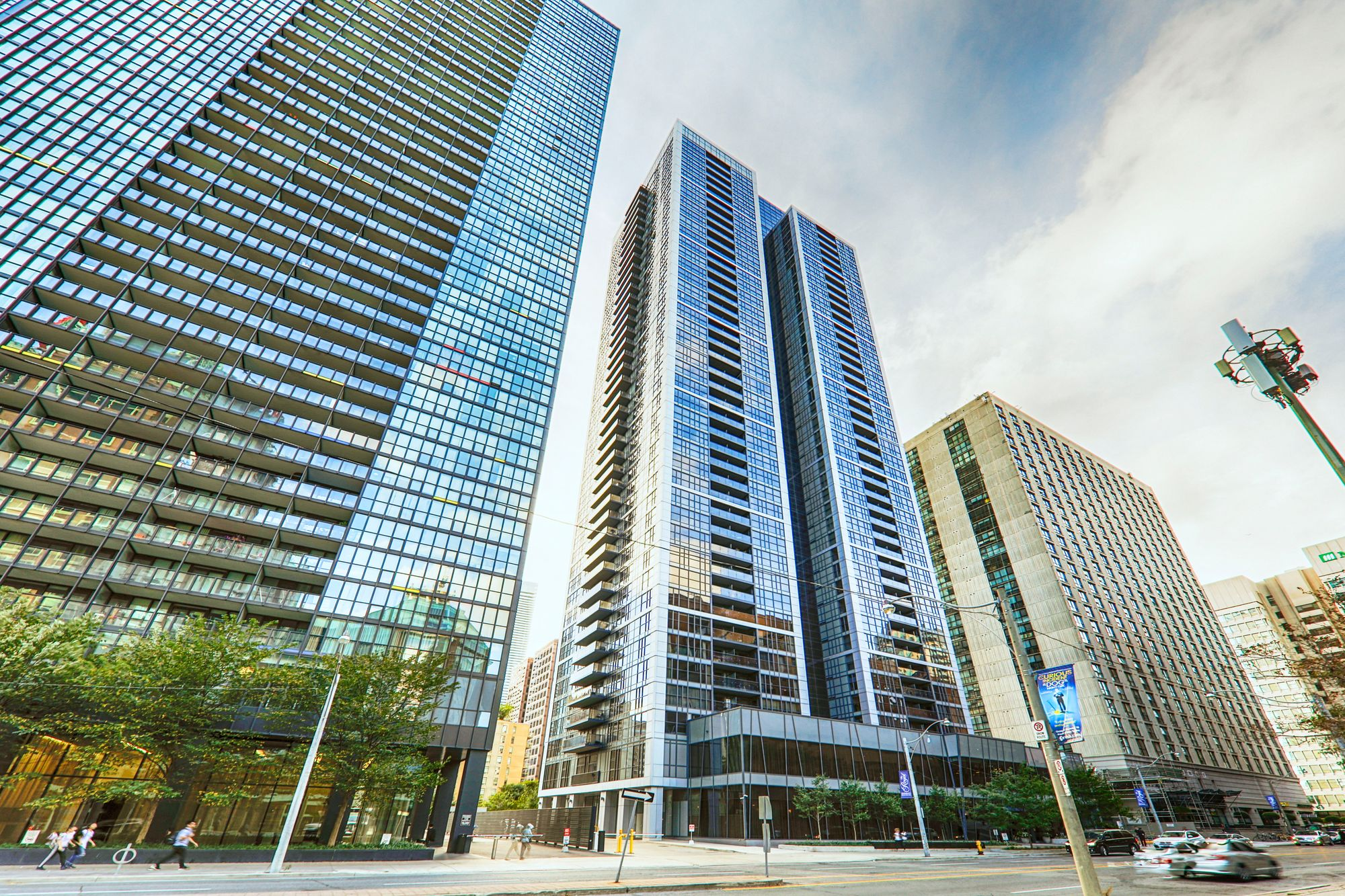 Couture at 28 Ted Rogers Way. This condo is located in  Downtown, Toronto - image #1 of 5 by Strata.ca