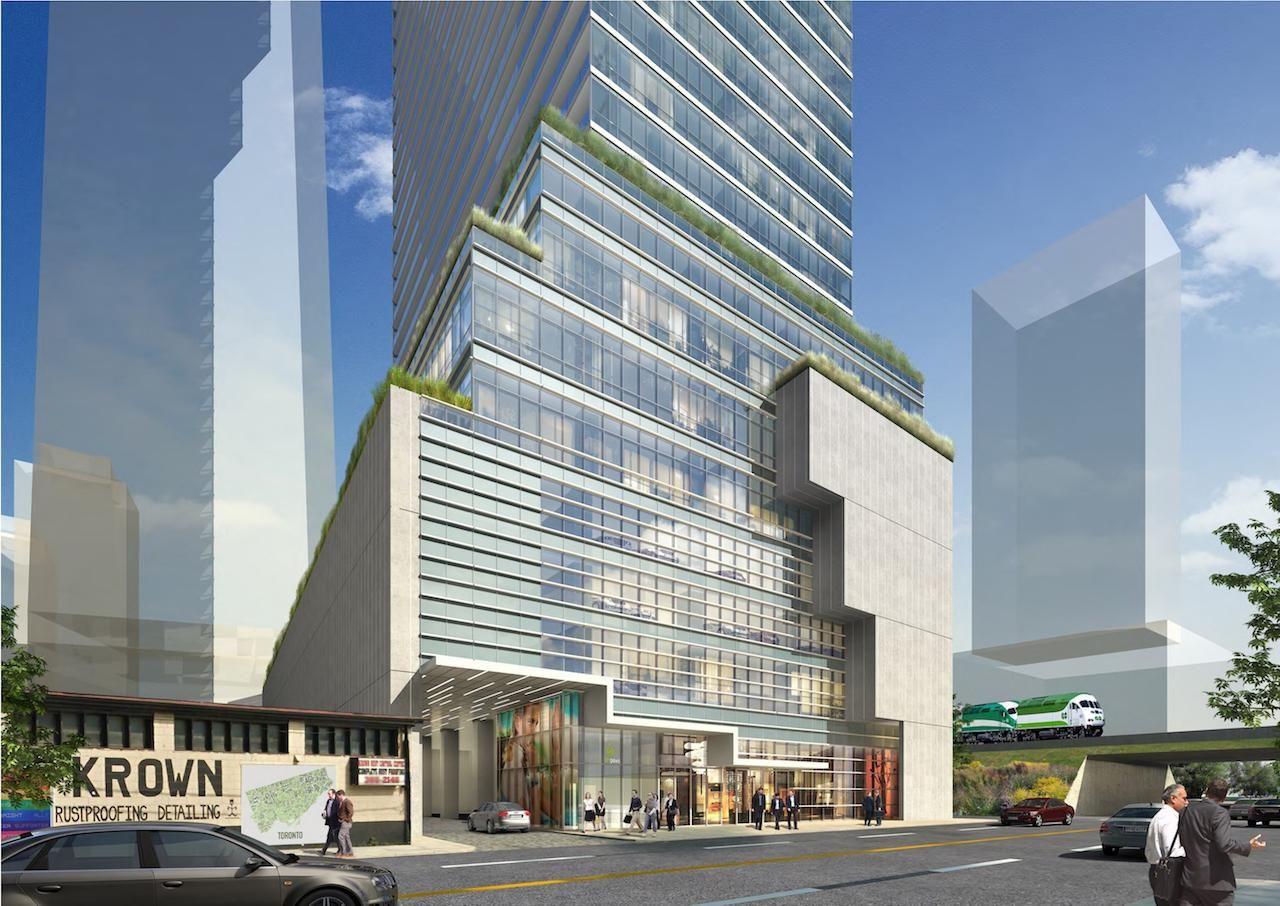 31 Parliament St. This condo at No 31 Condominiums is located in  Downtown, Toronto