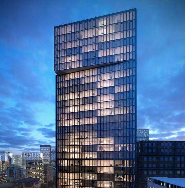 60 Shuter St. This condo at Fleur Condos is located in  Downtown, Toronto