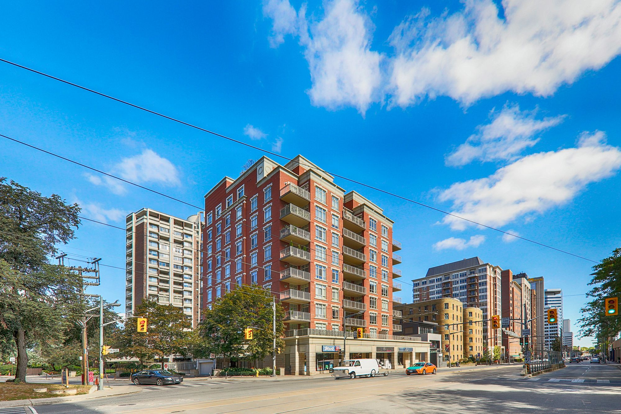 1 Deer Park Cres. This condo at Deer Park Residences is located in  Midtown, Toronto - image #1 of 5 by Strata.ca