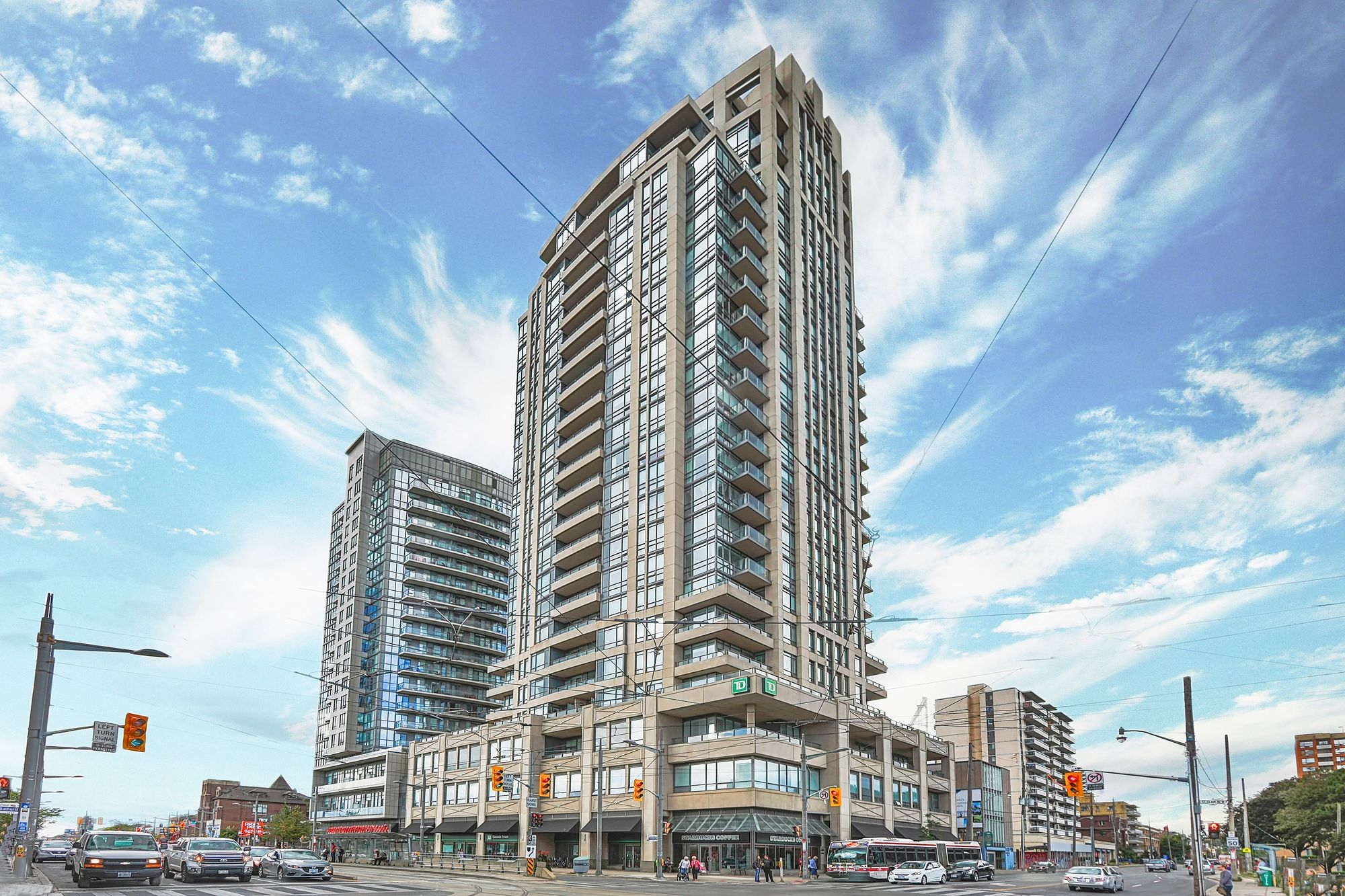 The Forest Hill at 500 St Clair Ave W. This condo is located in  Midtown, Toronto - image #1 of 7 by Strata.ca