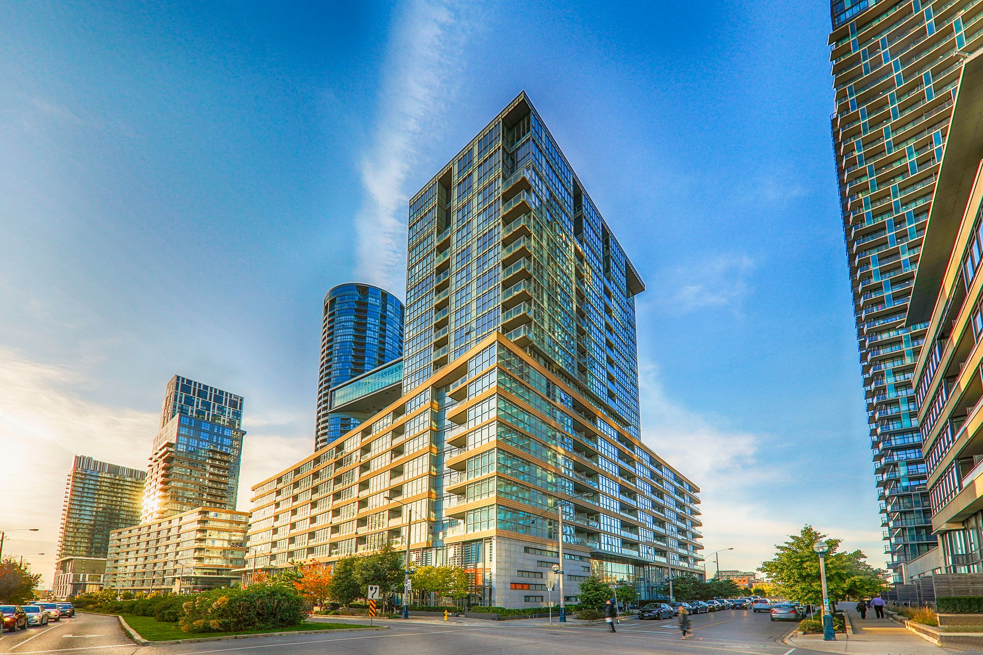 10-26 Capreol Crt. This condo at Parade Condos is located in  Downtown, Toronto - image #1 of 4 by Strata.ca
