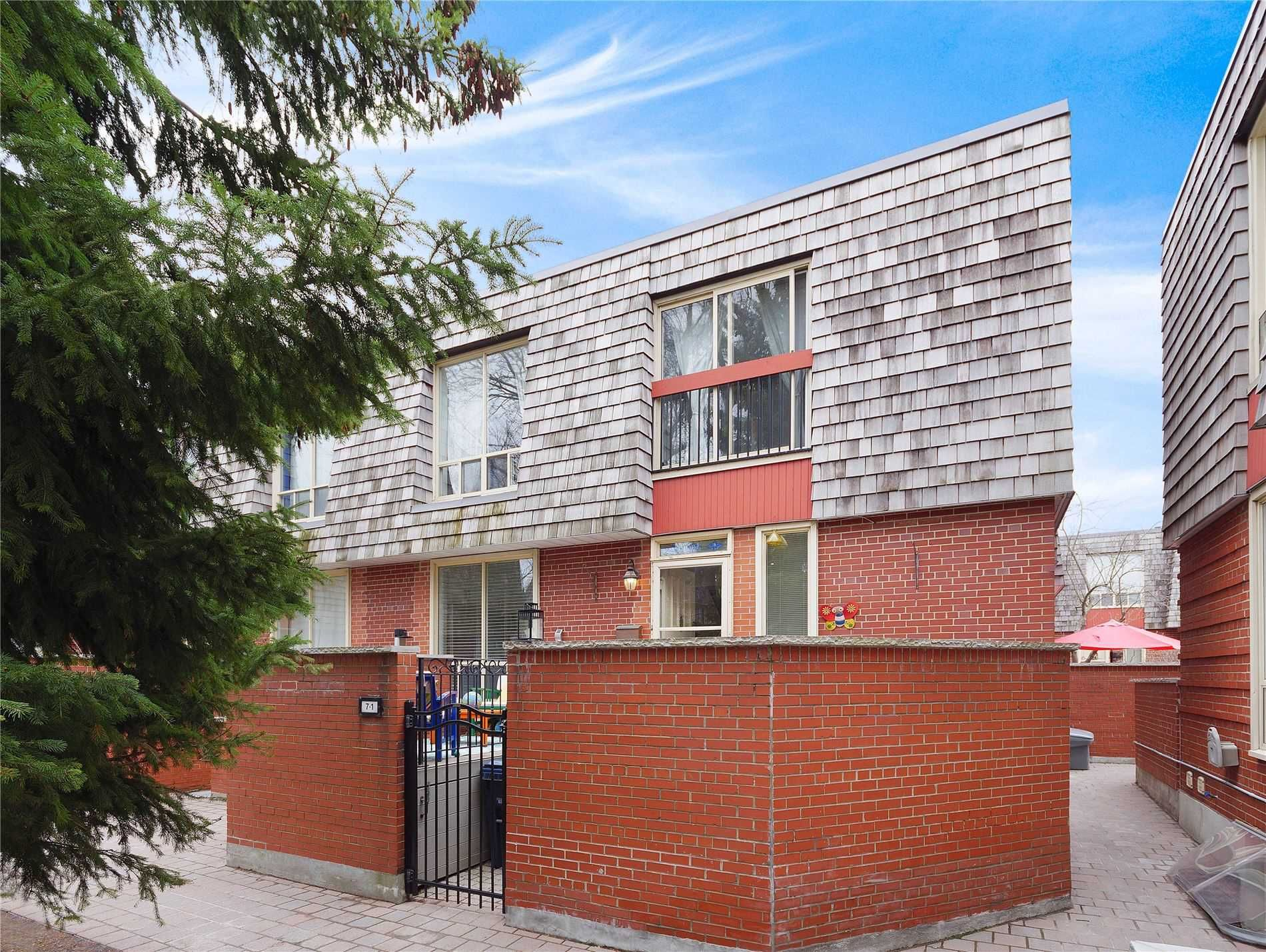 34-38 Yorkminster Rd. This condo townhouse at Yorkminster & Upper Canada Townhomes is located in  North York, Toronto