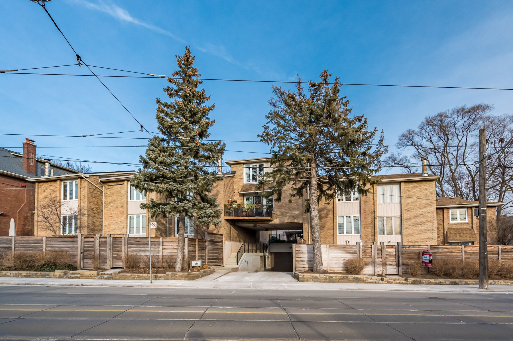 2 Withrow Avenue Townhomes at 2 Withrow Ave. This condo townhouse is located in  East End, Toronto