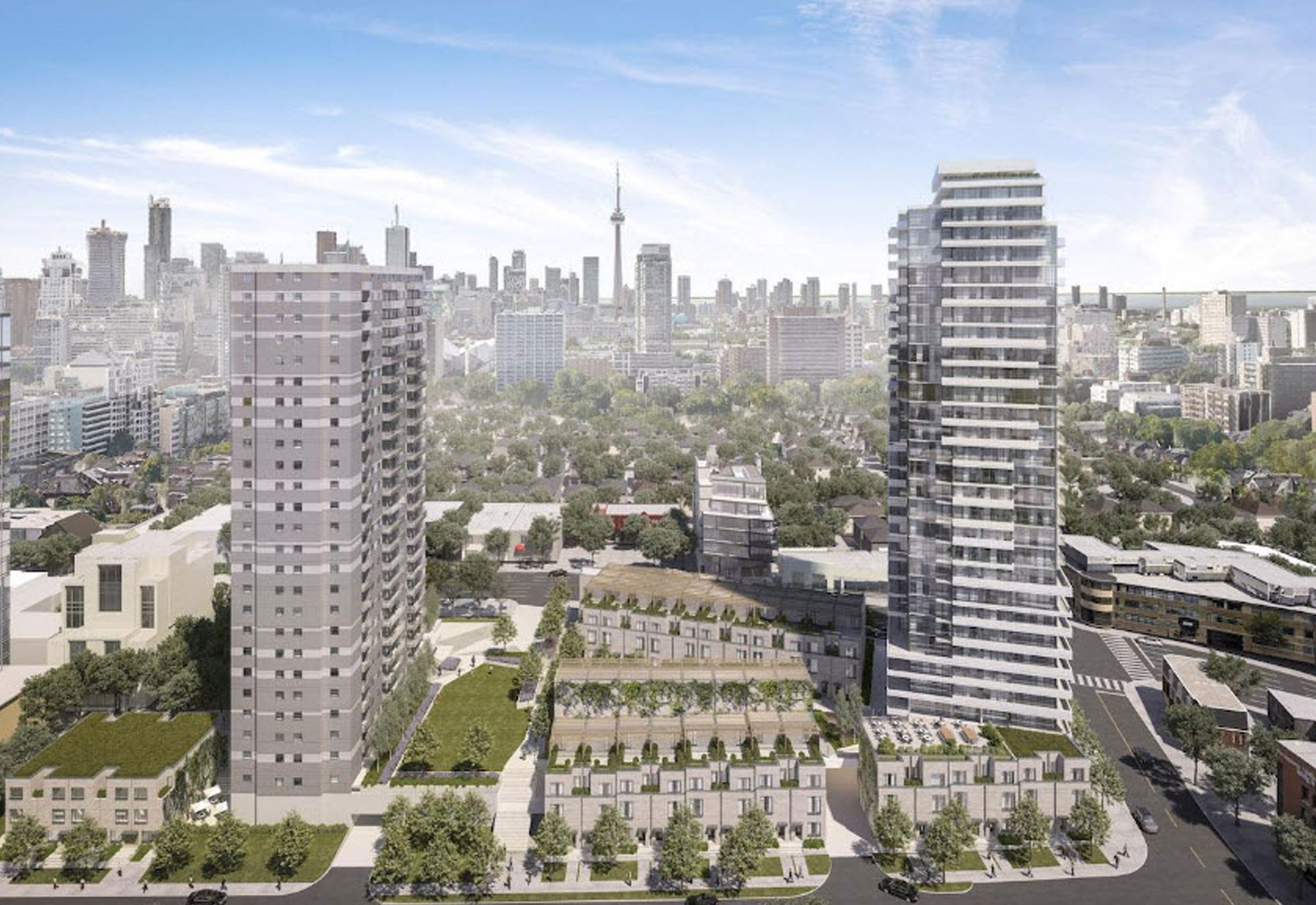 181 Bedford Rd, unit 804 for rent in Yorkville - image #1