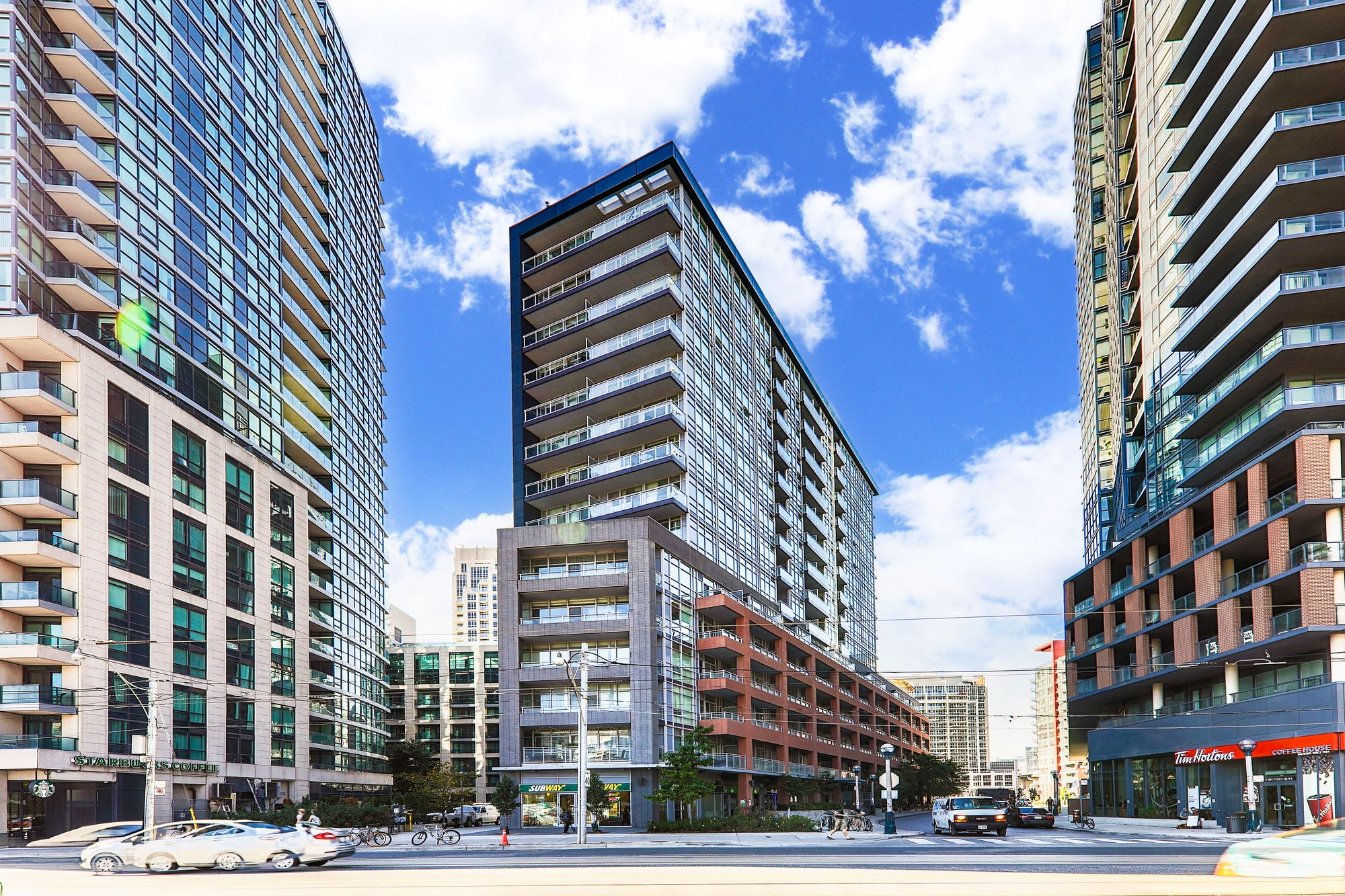 15 Bruyeres Mews. This condo at LTD is located in  Downtown, Toronto - image #1 of 4 by Strata.ca
