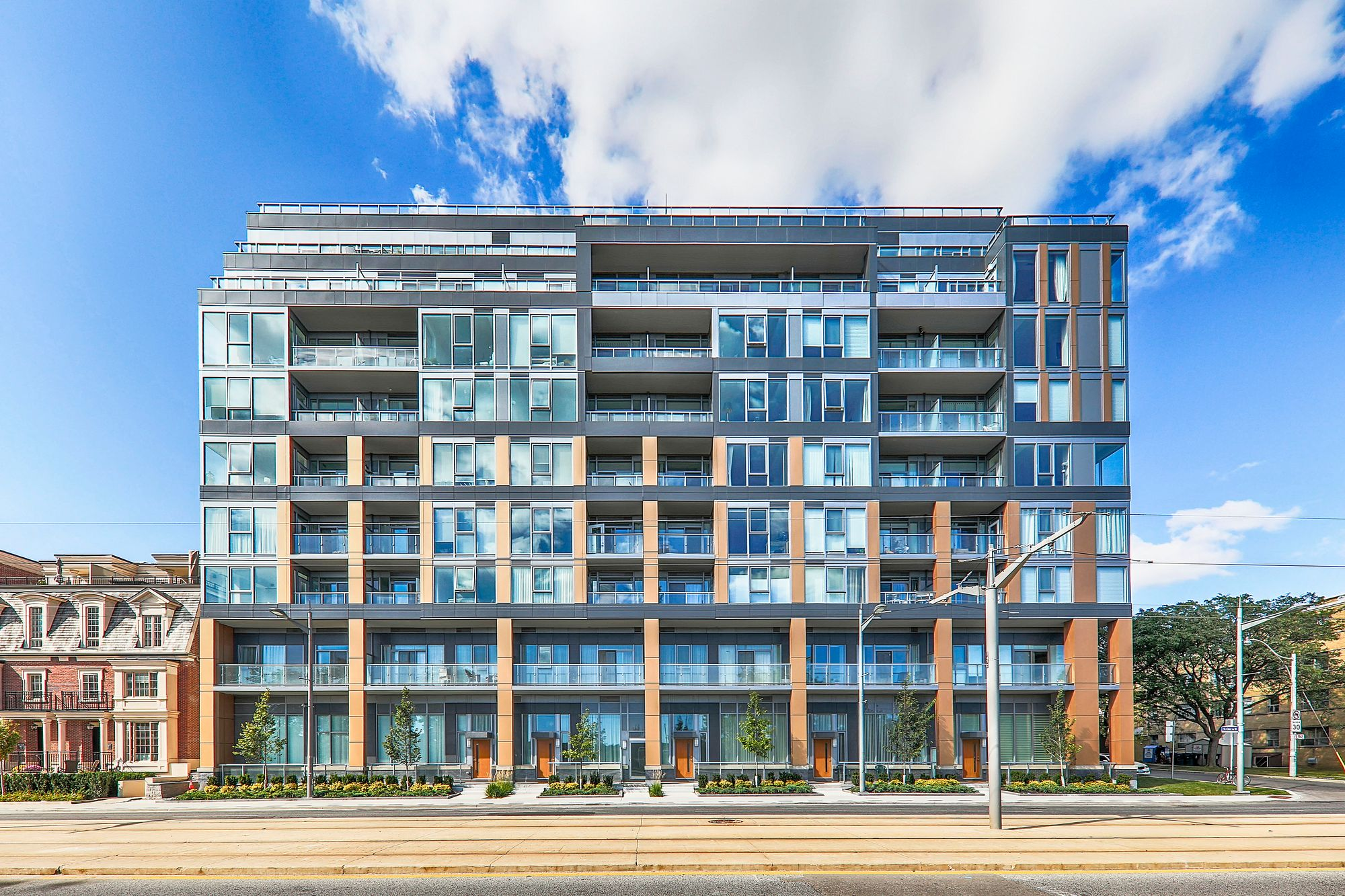 The Code Condos at 6 Parkwood Ave. This condo is located in  Midtown, Toronto - image #2 of 5 by Strata.ca