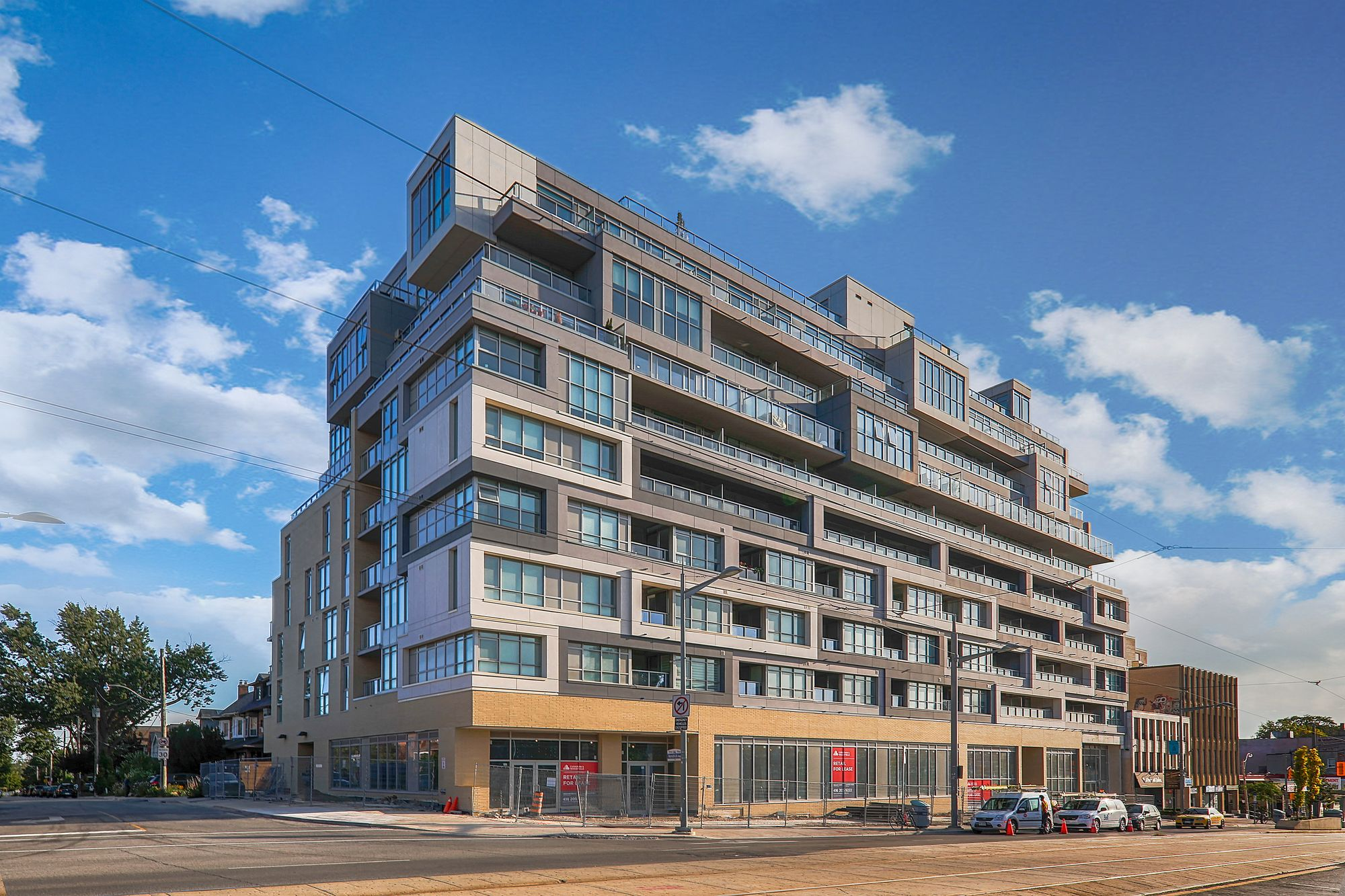 829-835 St Clair Ave W. This condo at The Nest Condos is located in  Midtown, Toronto - image #1 of 2 by Strata.ca