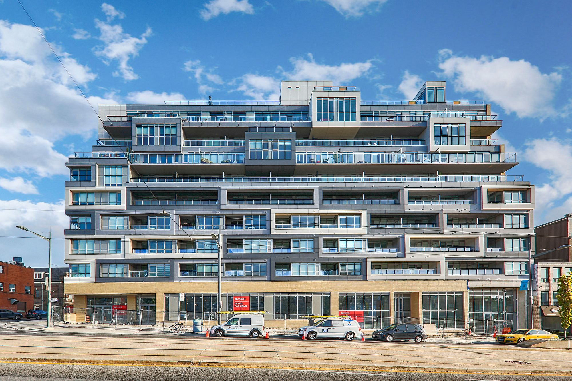 829-835 St Clair Ave W. This condo at The Nest Condos is located in  Midtown, Toronto - image #2 of 2 by Strata.ca