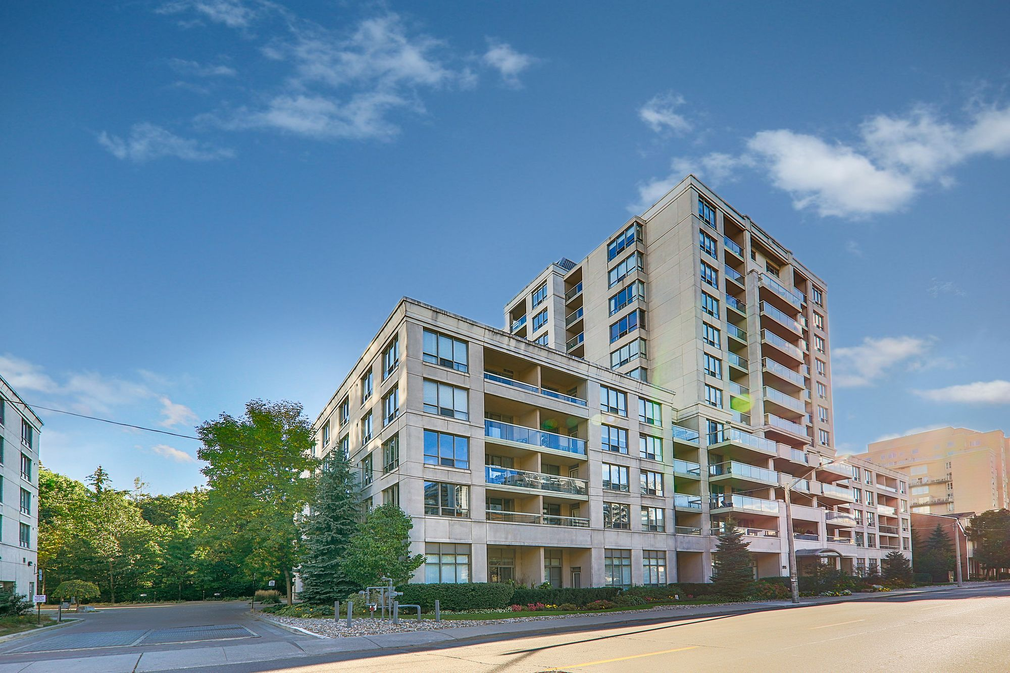 195 Merton St. This condo at The Rio III Condos is located in  Midtown, Toronto - image #2 of 4 by Strata.ca