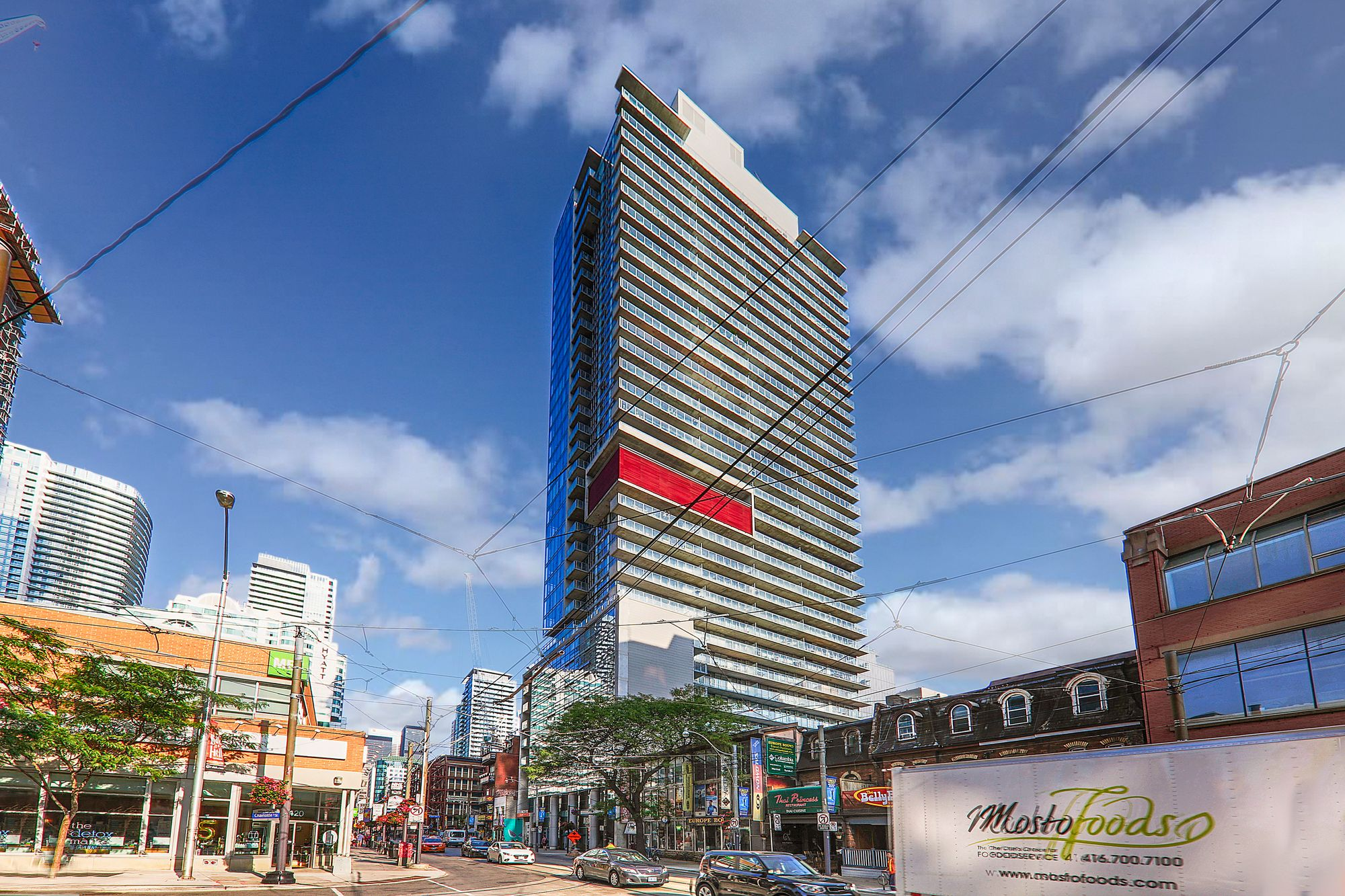 375 King St W. This condo at M5V Condos is located in  Downtown, Toronto - image #1 of 4 by Strata.ca
