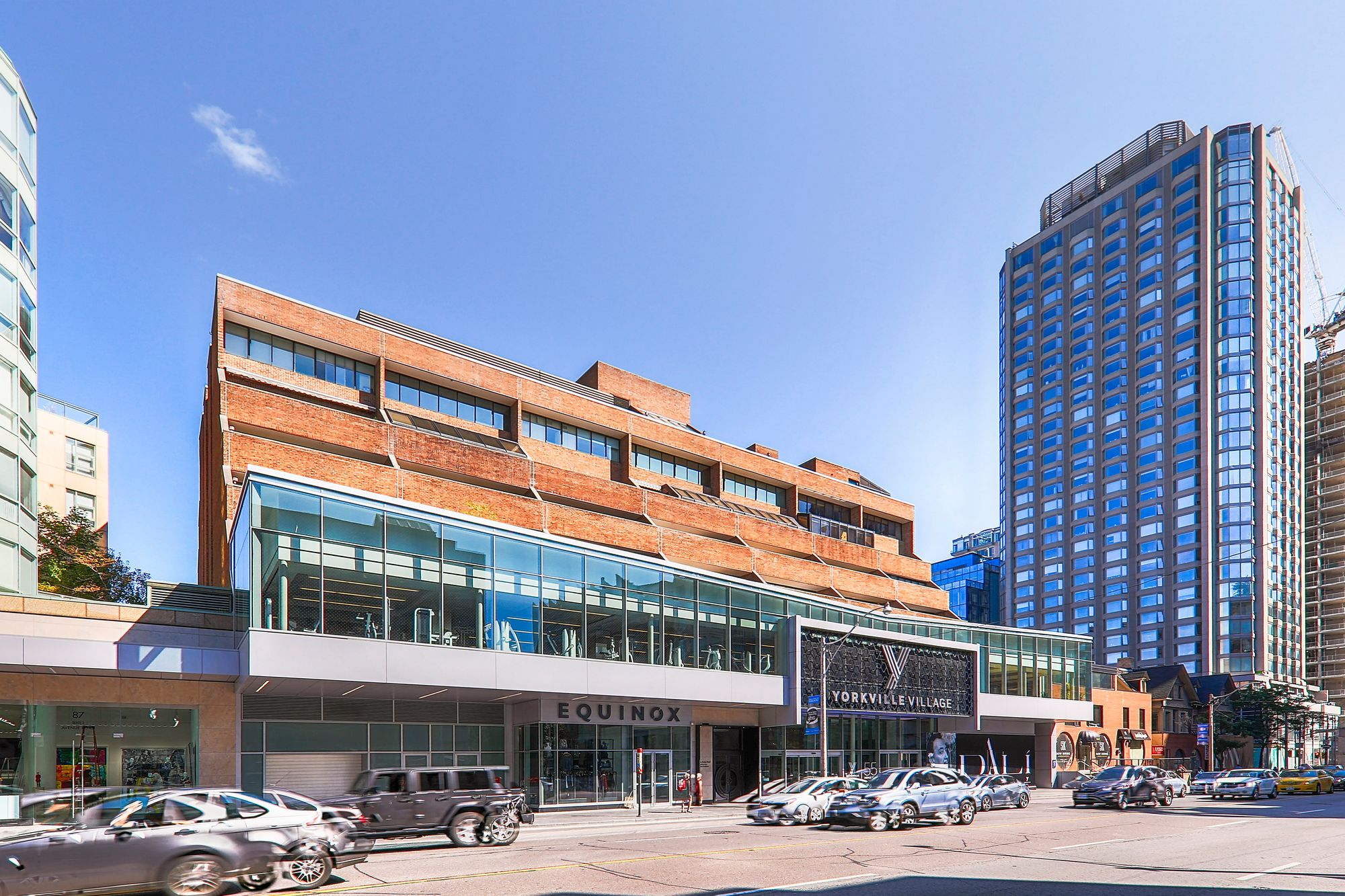 Residences at Hazelton Lanes at 55A Avenue Rd & 18A Hazelton Ave | 1 Condo  for Sale & 1 Unit for Rent | Strata.ca