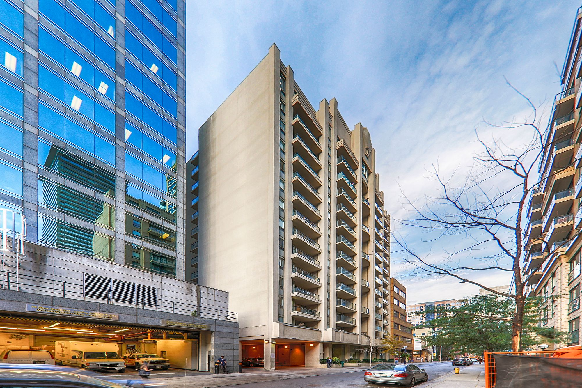 Tiffany Terrace at 30 Hayden St. This condo is located in  Downtown, Toronto - image #1 of 4 by Strata.ca