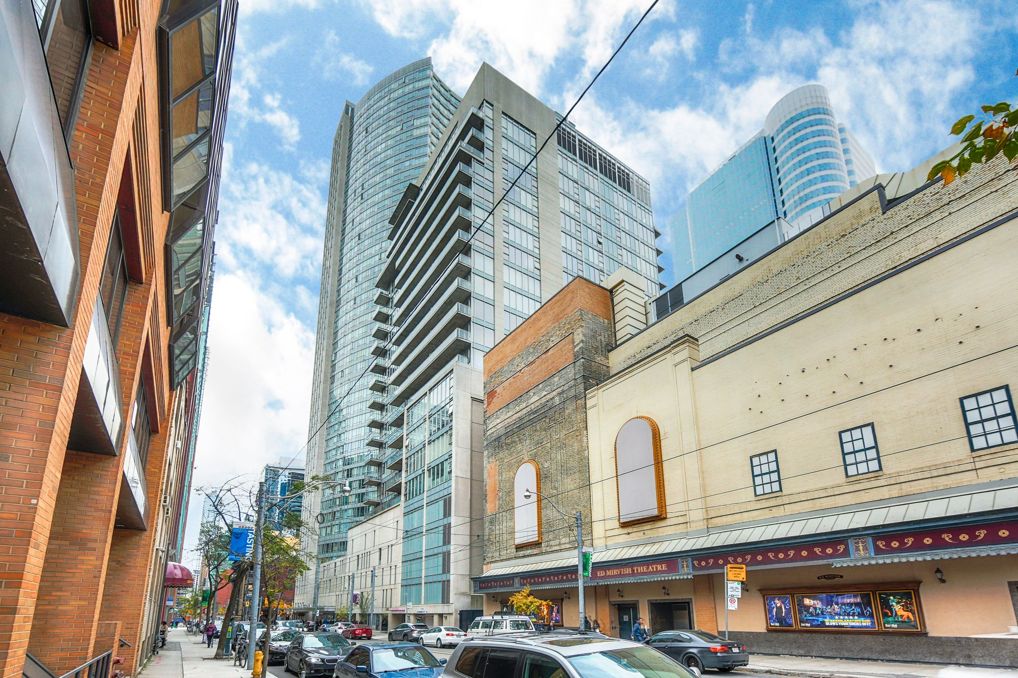 220 Victoria St. This condo at Opus at Pantages is located in  Downtown, Toronto - image #1 of 4 by Strata.ca