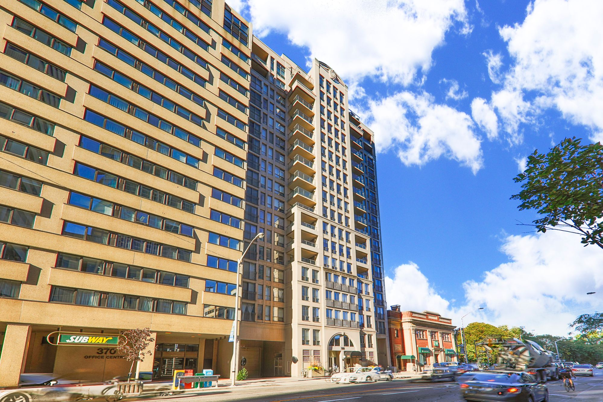 388 Bloor St E, unit 2101 for sale in Yonge and Bloor - image #1